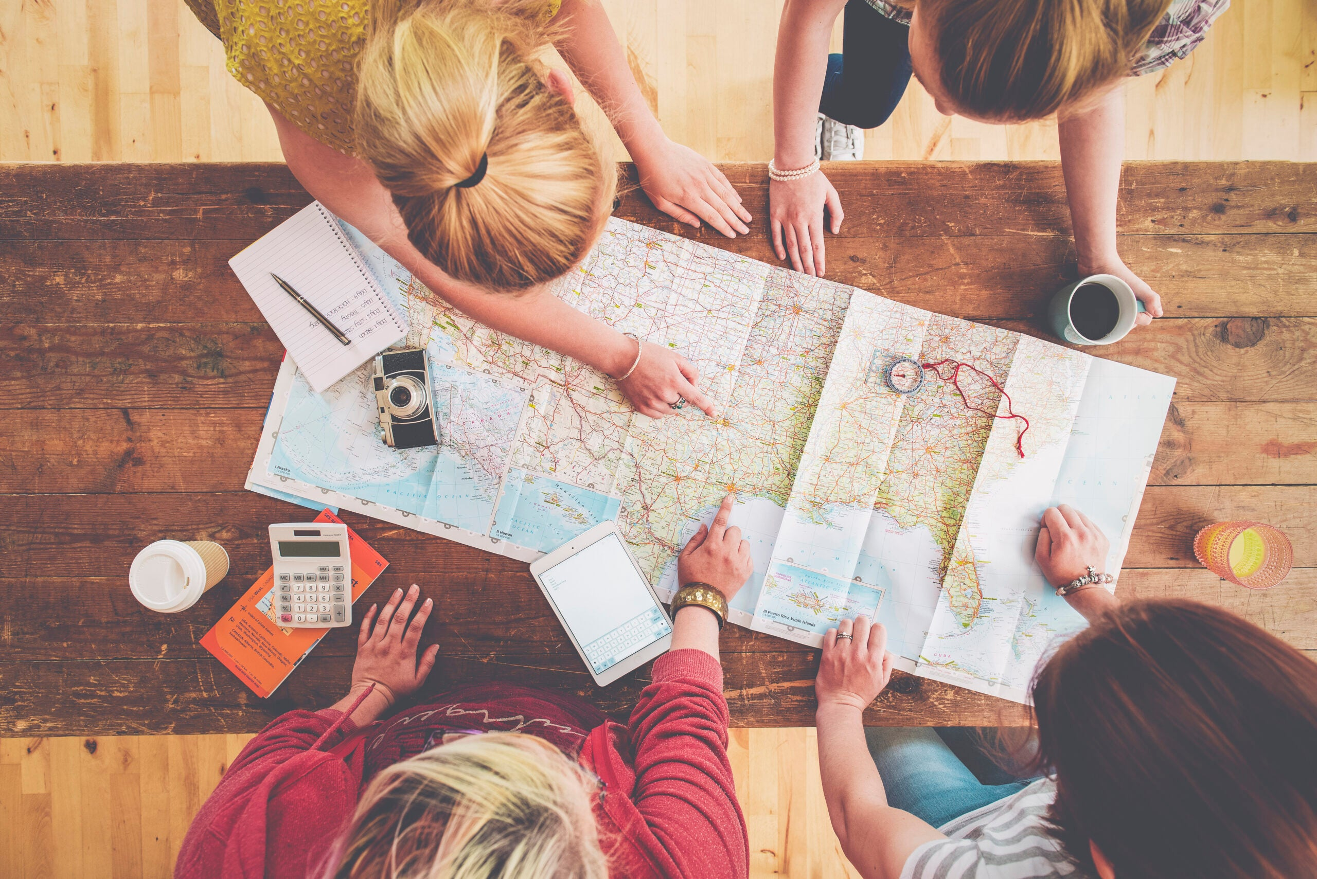 9 ways you can support the travel industry from home