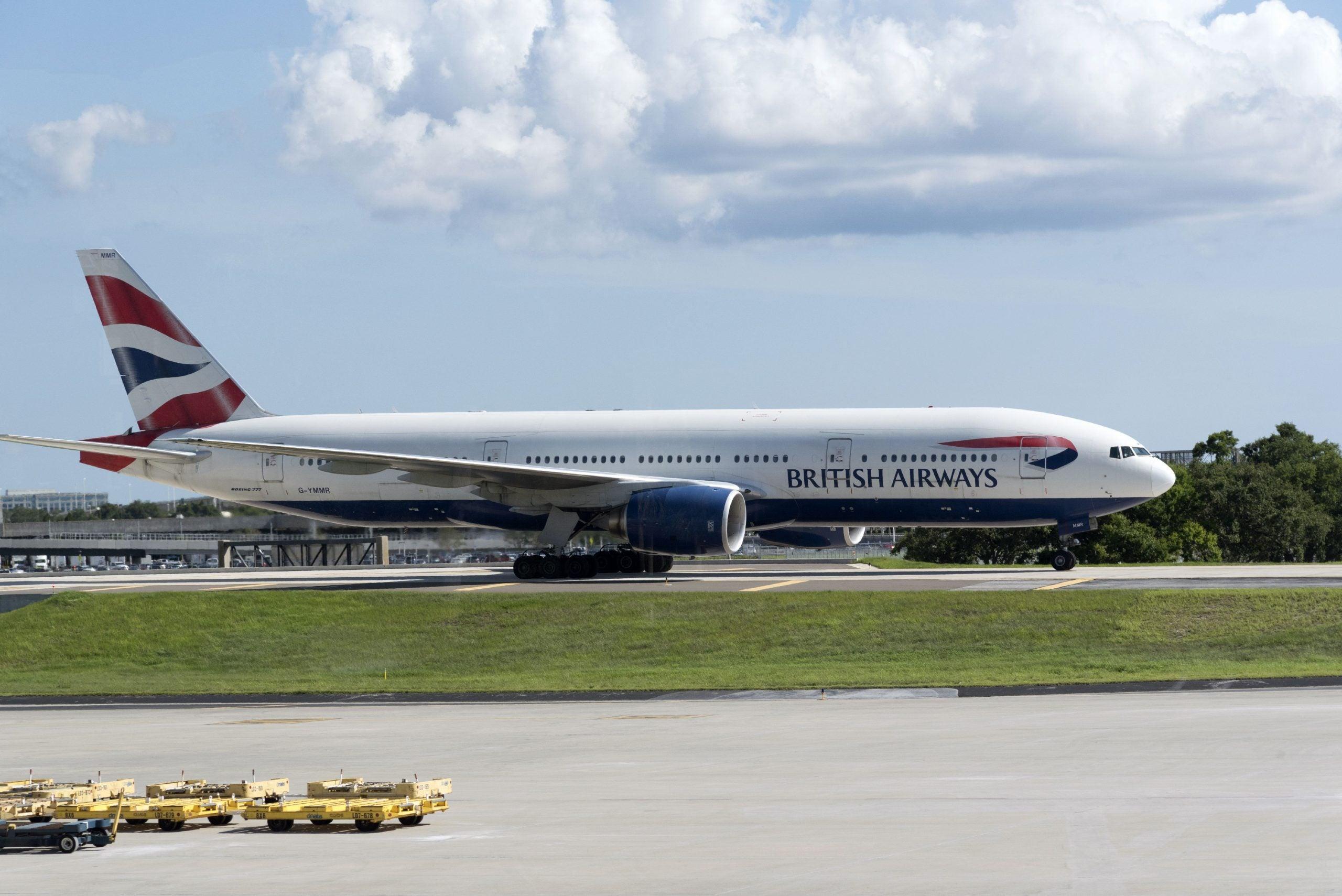 British Airways to resume Hong Kong flights this weekend - The Points Guy UK