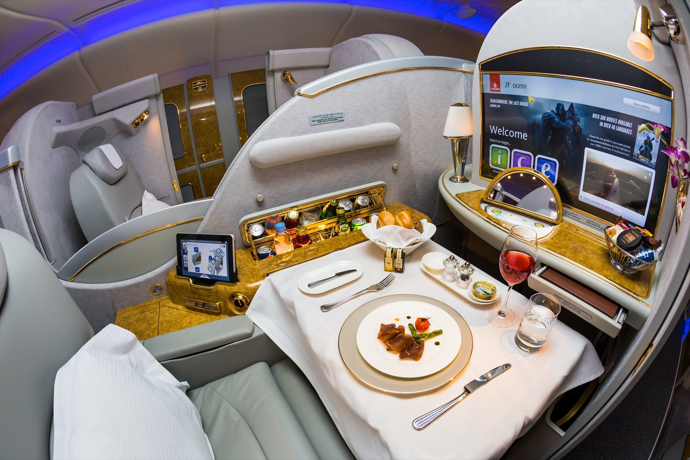 Emirates devaluing first class awards in July by removing Flex awards - The Points Guy UK