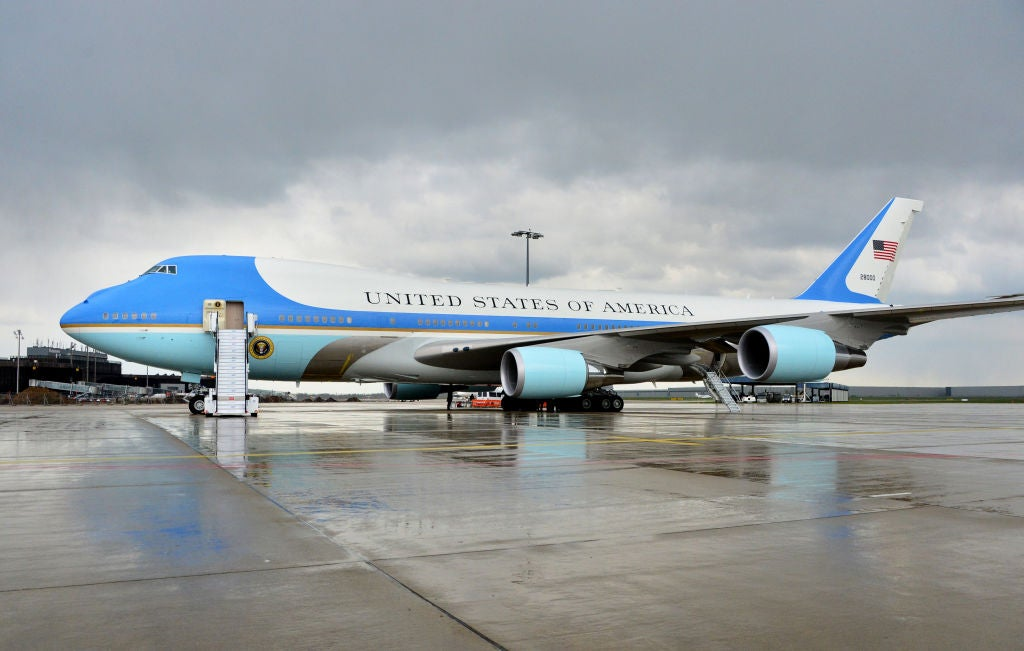 A look at Air Force One's journey to Newquay, and more news from this week - The Points Guy UK