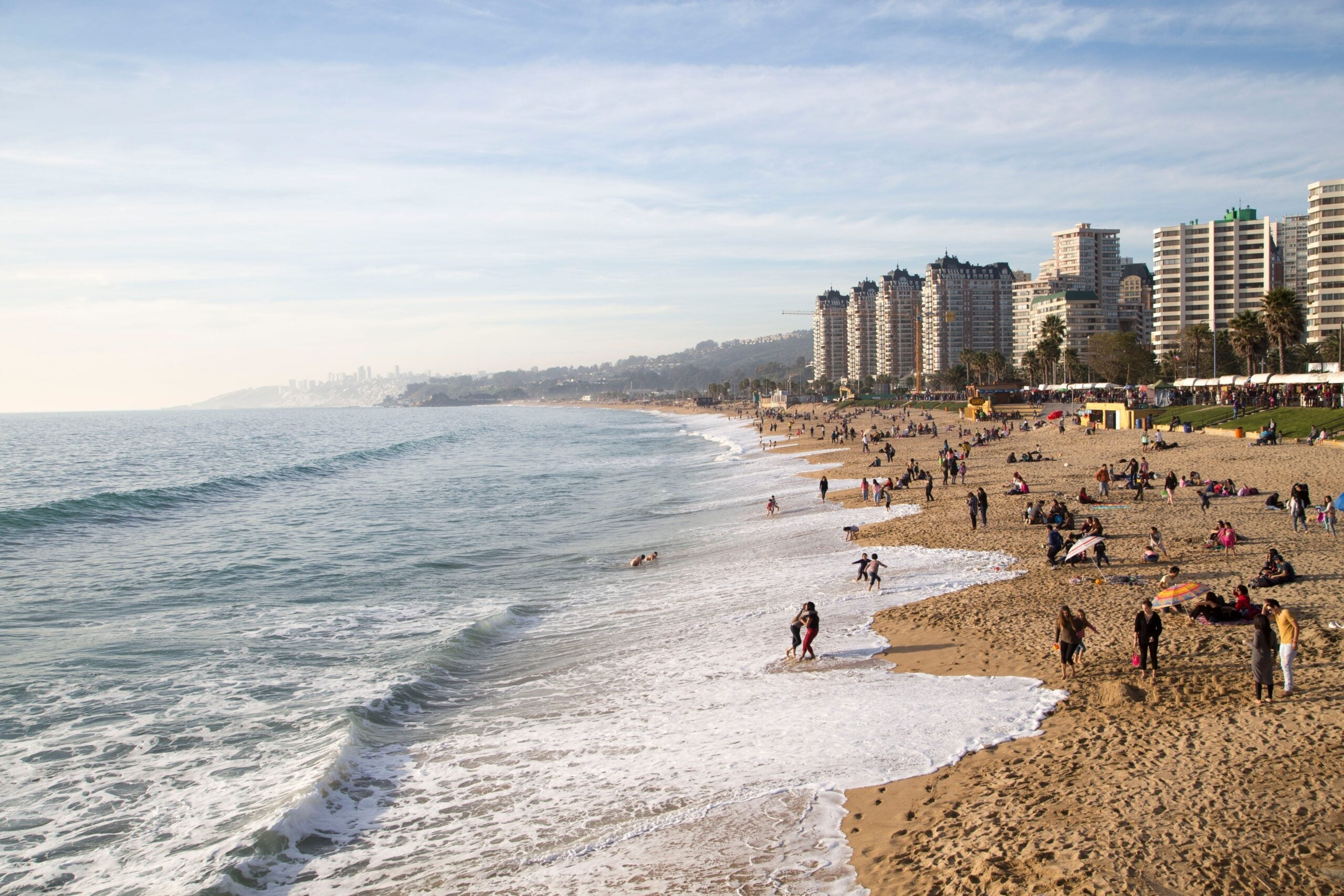 Chile reopening to vaccinated visitors in October with 5-day quarantine - The Points Guy UK