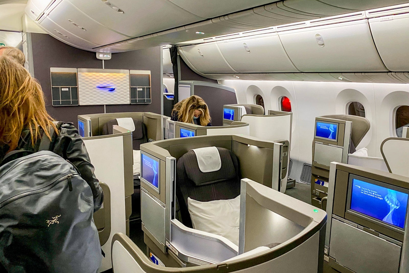 The best seat in a middling cabin: Reviewing British Airways' business class on the 787-9 from Boston - The Points Guy UK