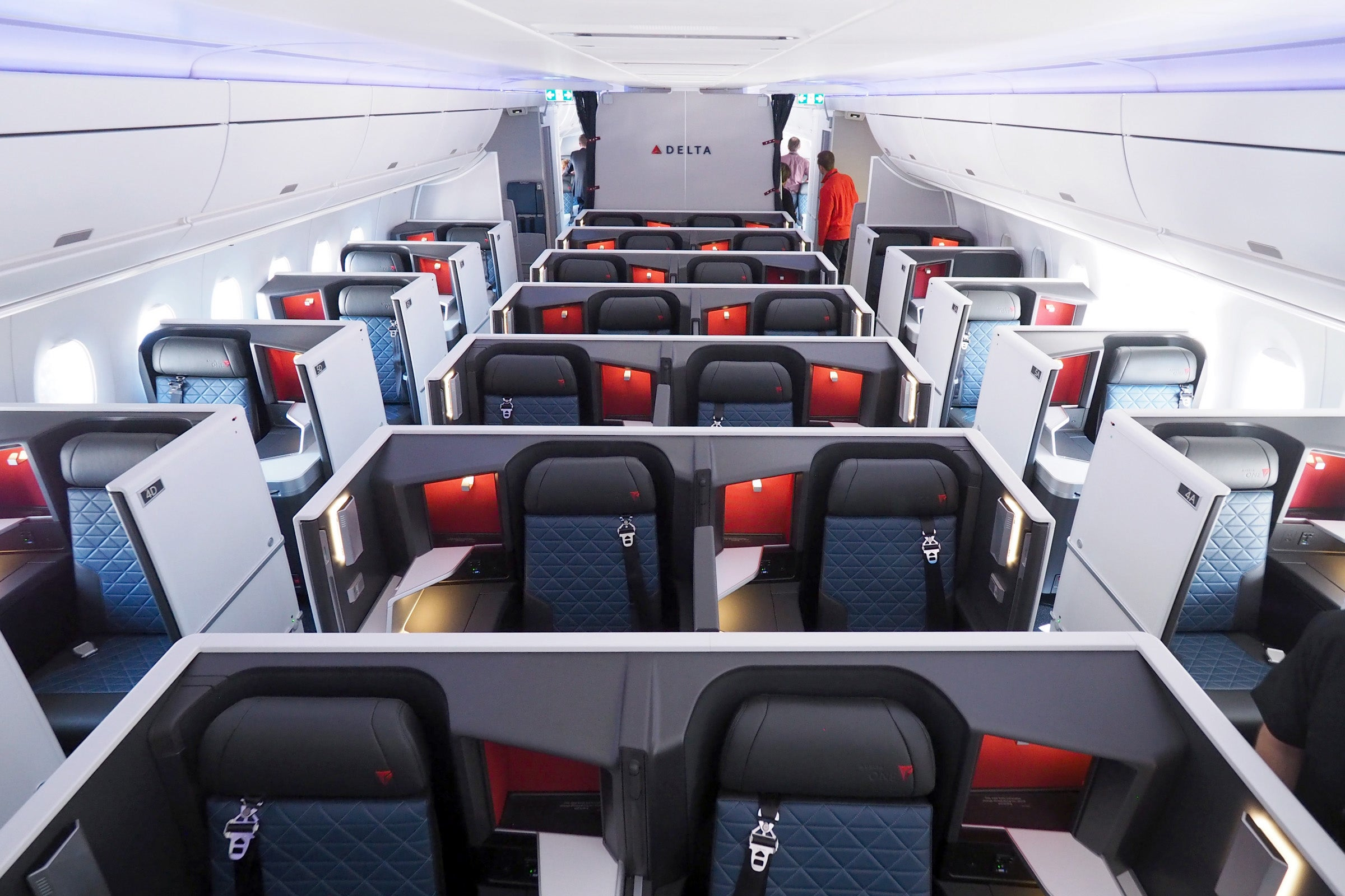 How to book Delta One Suites to Europe for just 39,000 points