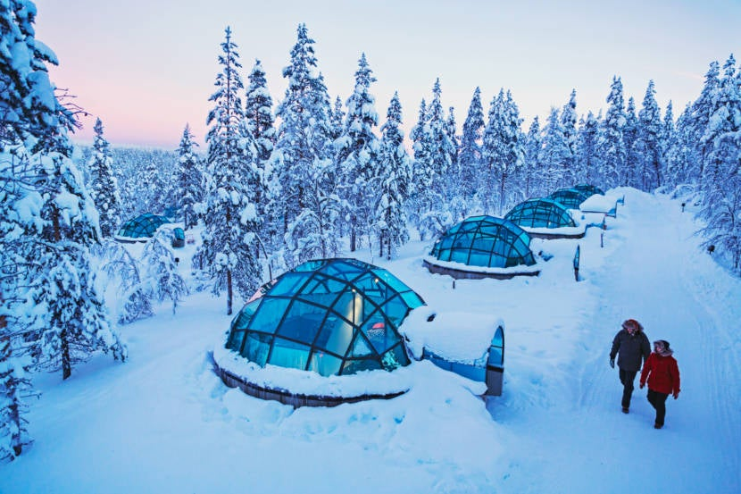 9 beautiful igloo hotels to add to your bucket list