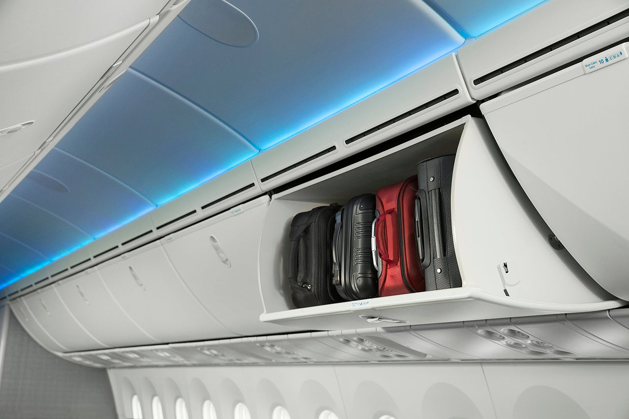 Overhead bins are now banned for all flights in Italy - will other countries follow? - The Points Guy