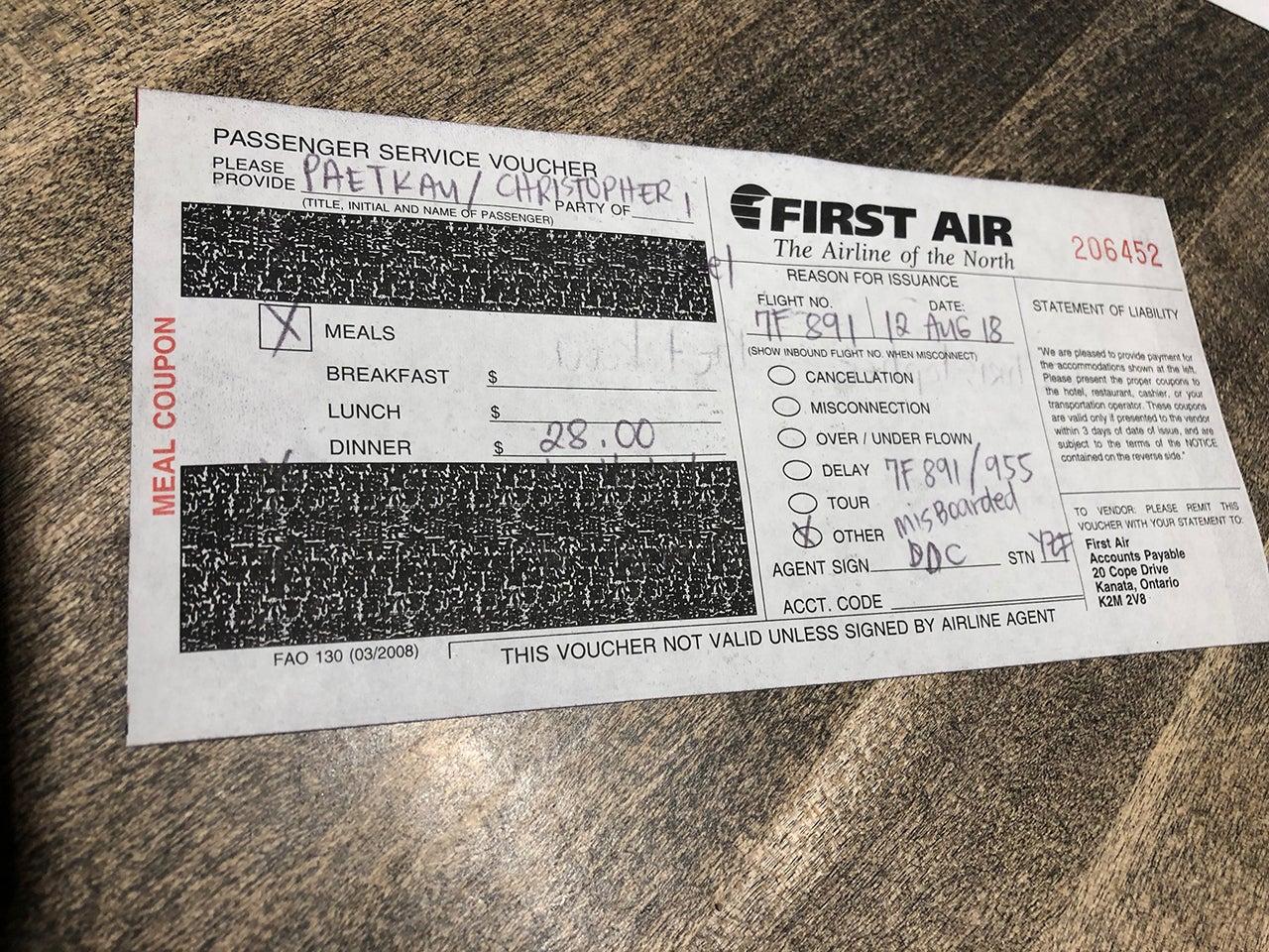 Misunderstanding Sends Man on Flight 1,700 Miles the Wrong Way