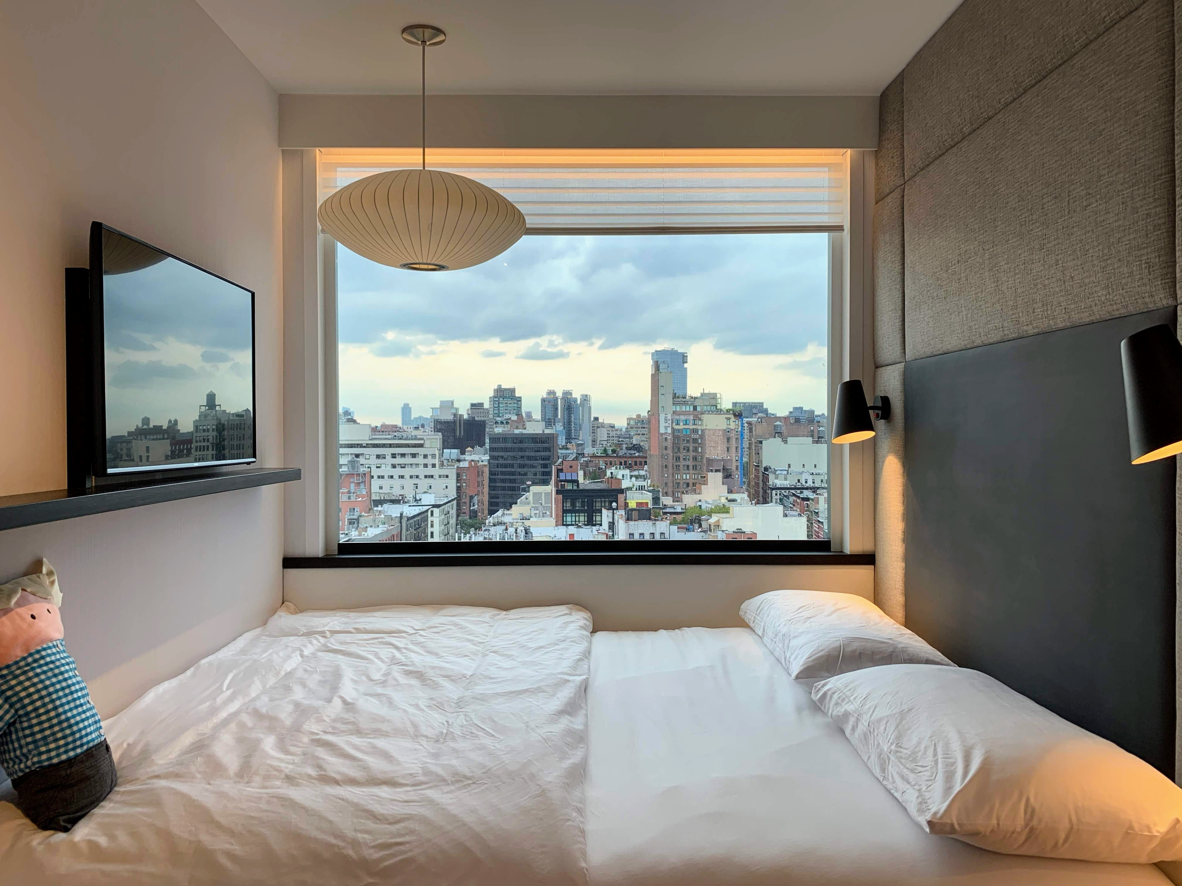 Review Citizenm Bowery In New York