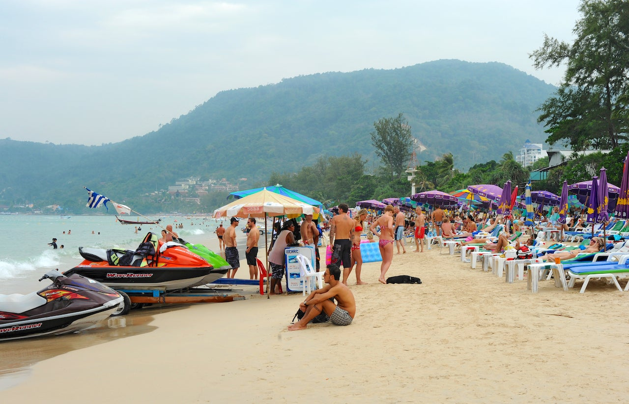 Phuket Sandbox travelers can now visit other islands such as Krabi