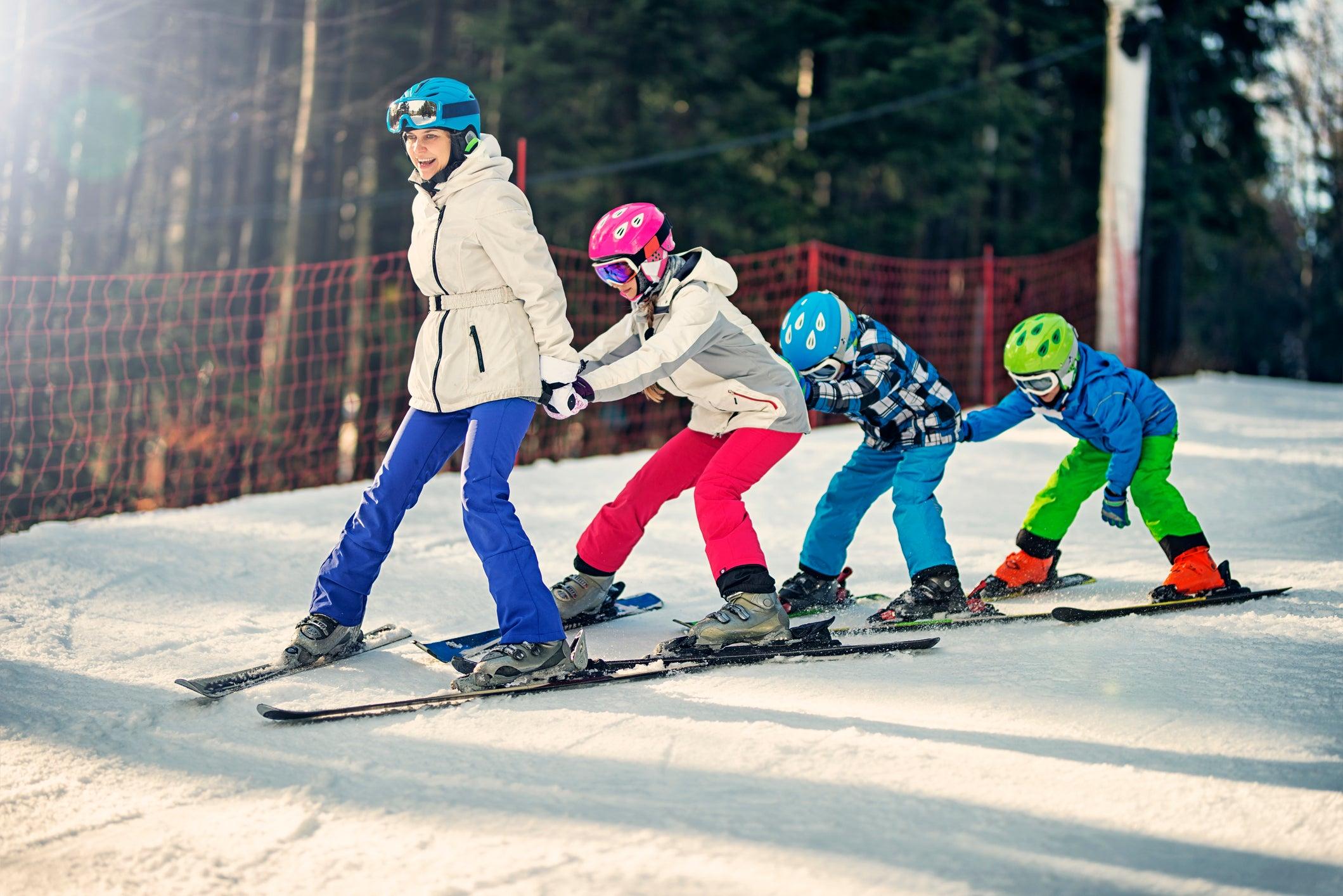 Kids ski free: Save on your family's next ski vacation
