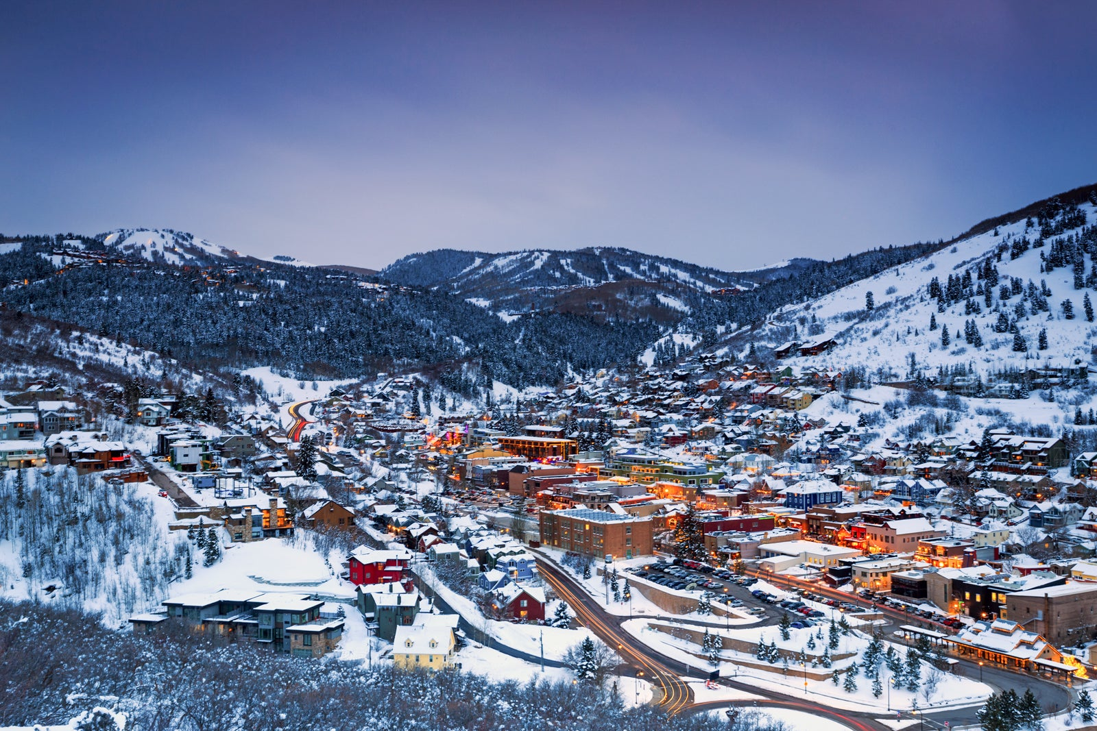 The best ski towns in the US
