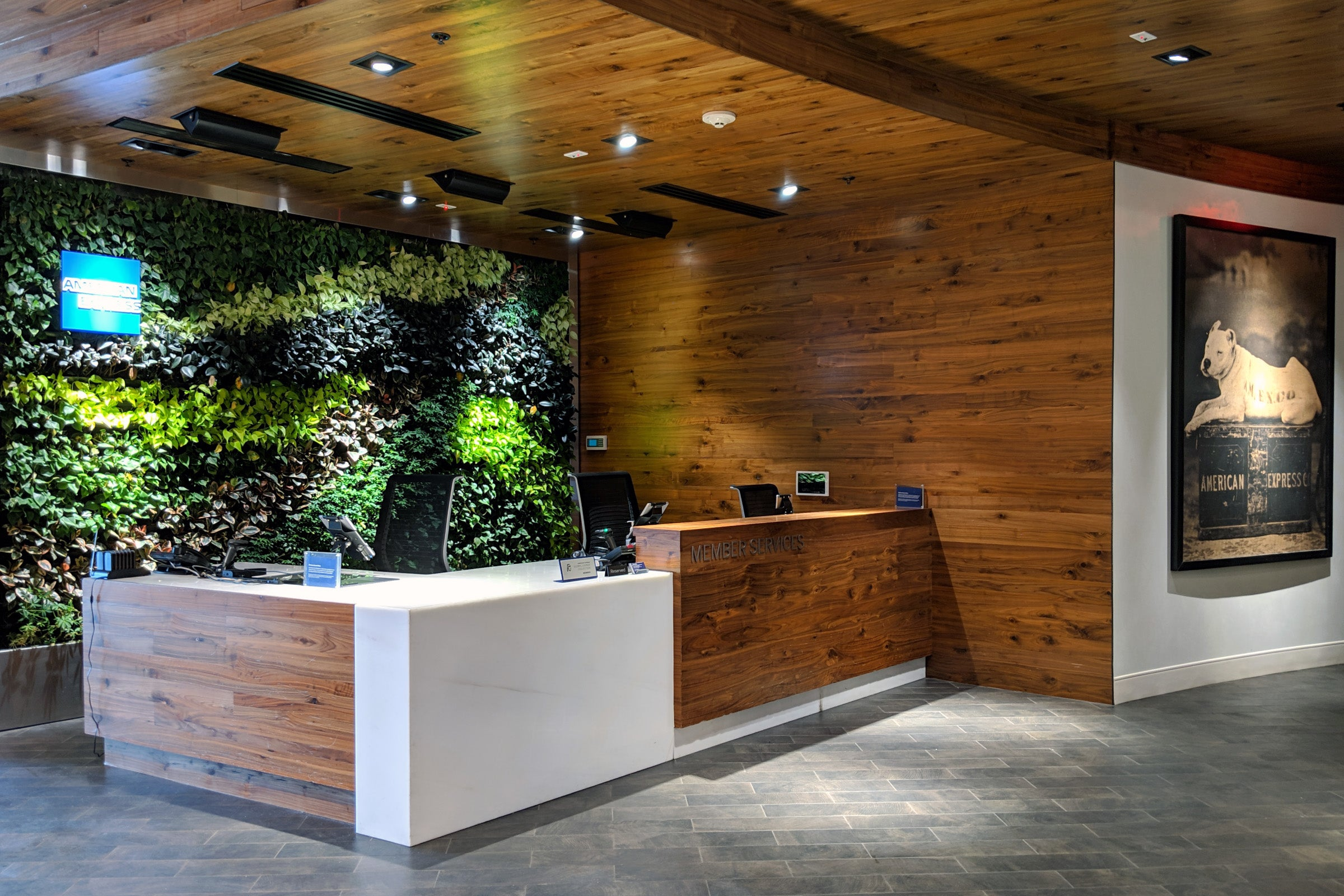 Amex reveals updated opening dates for new Centurion Lounges