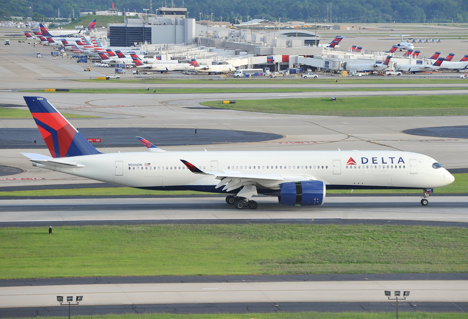 Delta delays its most anticipated long-haul route of 2021