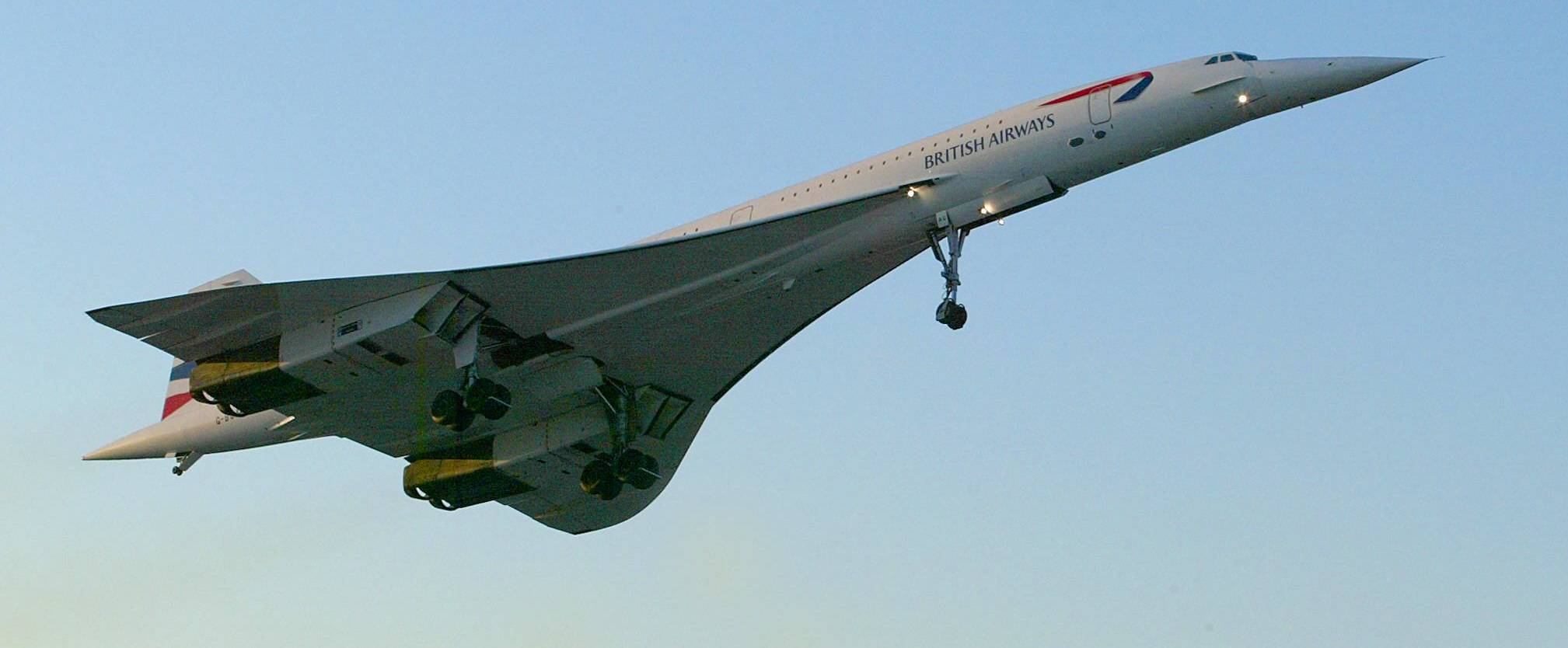 Concorde at 50: What Flying Supersonic Was Really Like