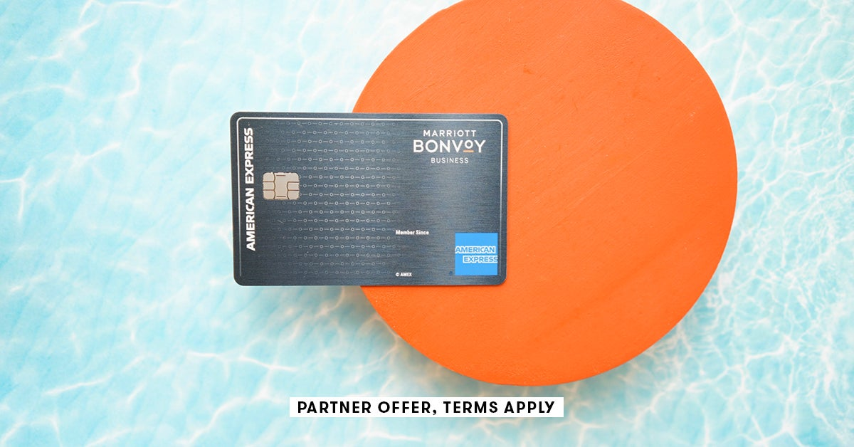 marriott bonvoy business american express review  the