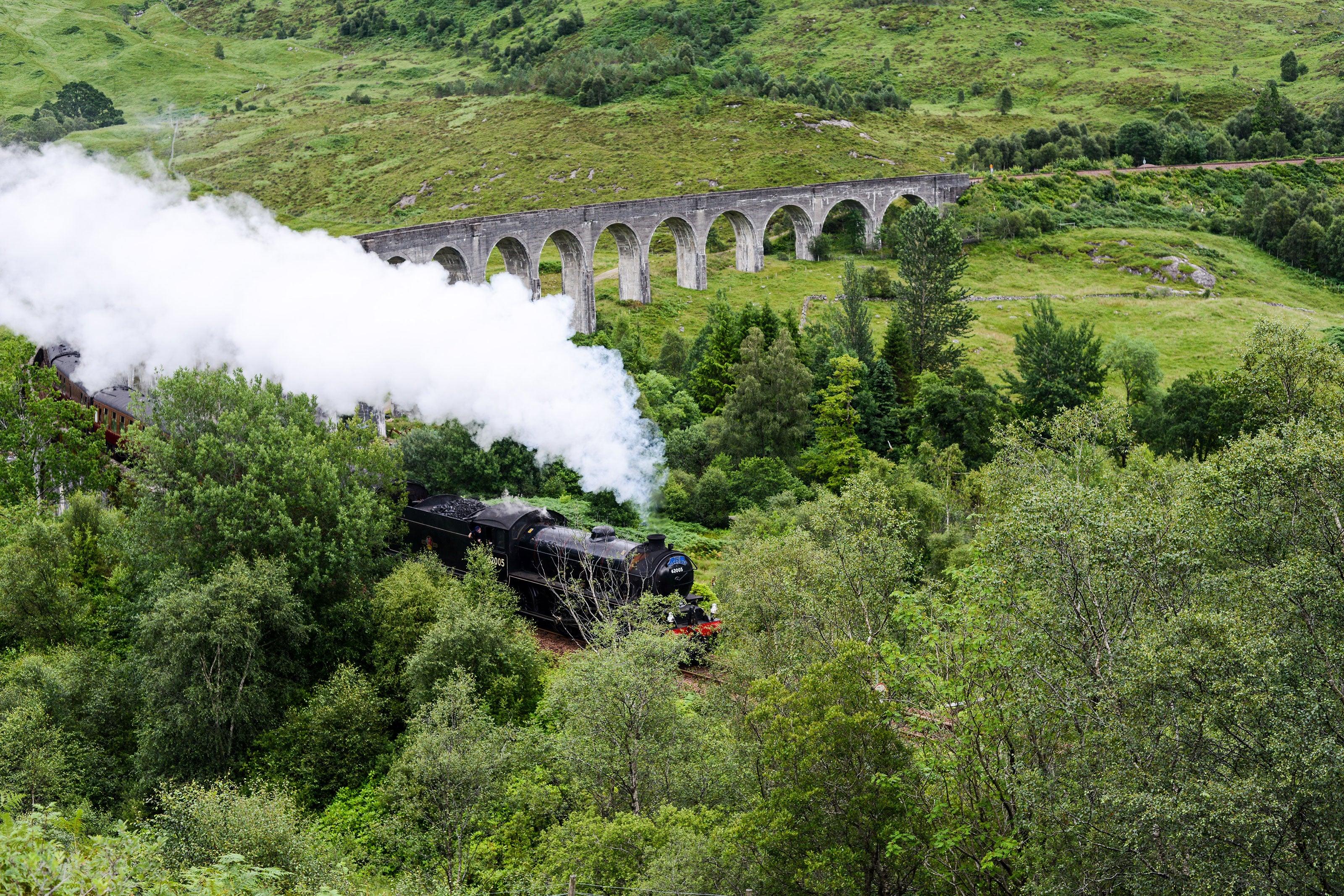The world's most scenic train rides