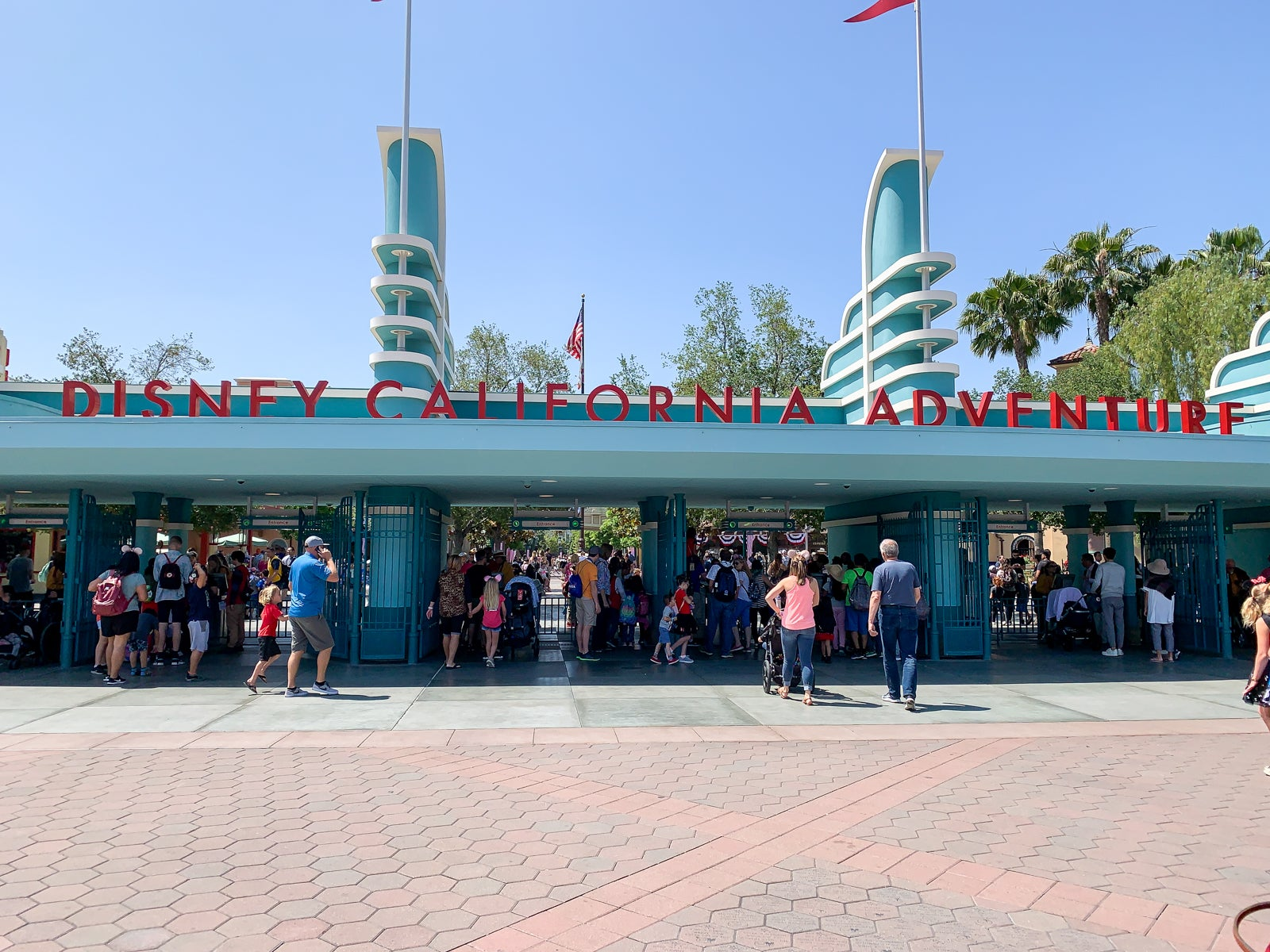 A portion of Disneyland will reopen -- without rides