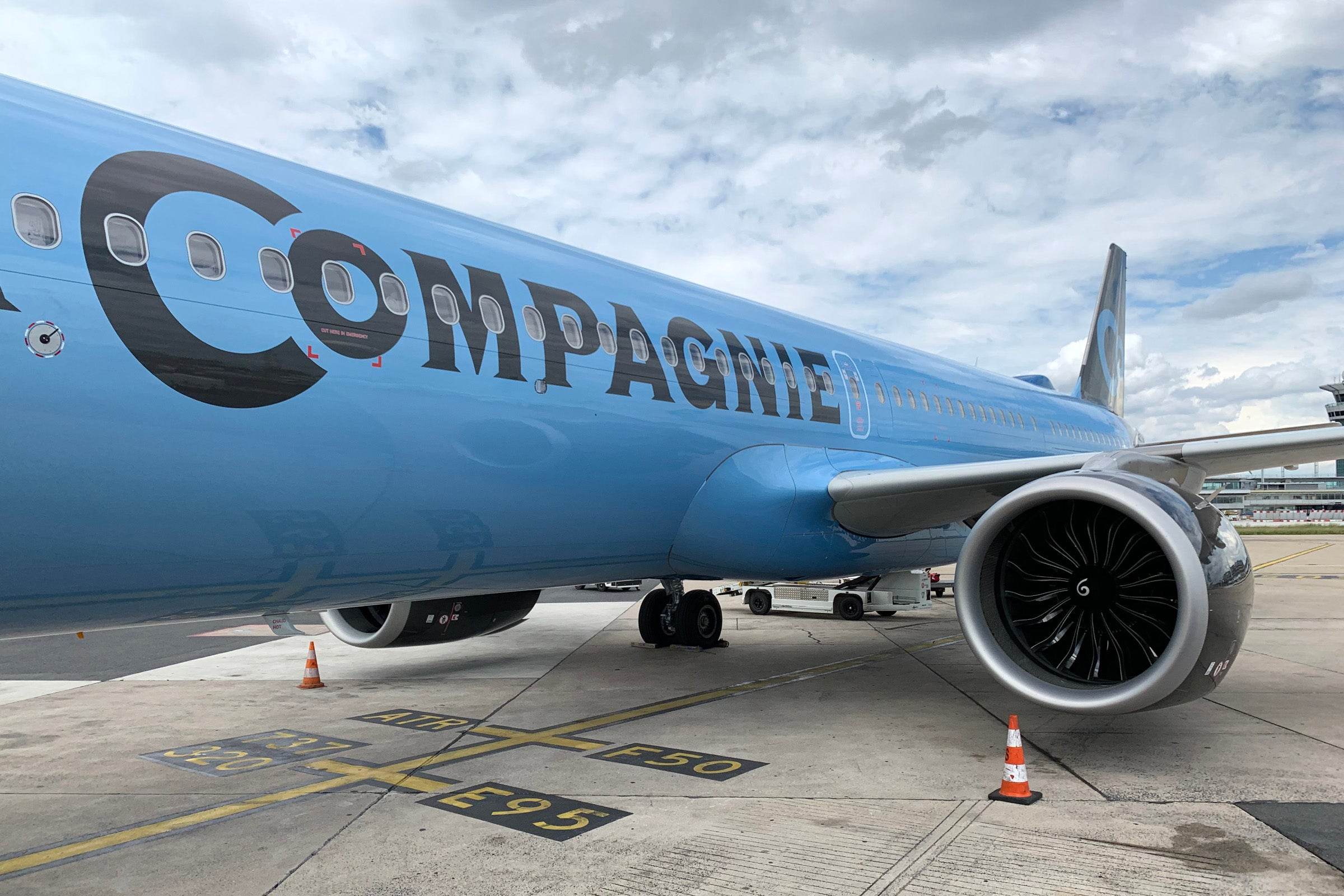 La Compagnie, an all-business-class airline, just announced 2 new international routes - The Points Guy