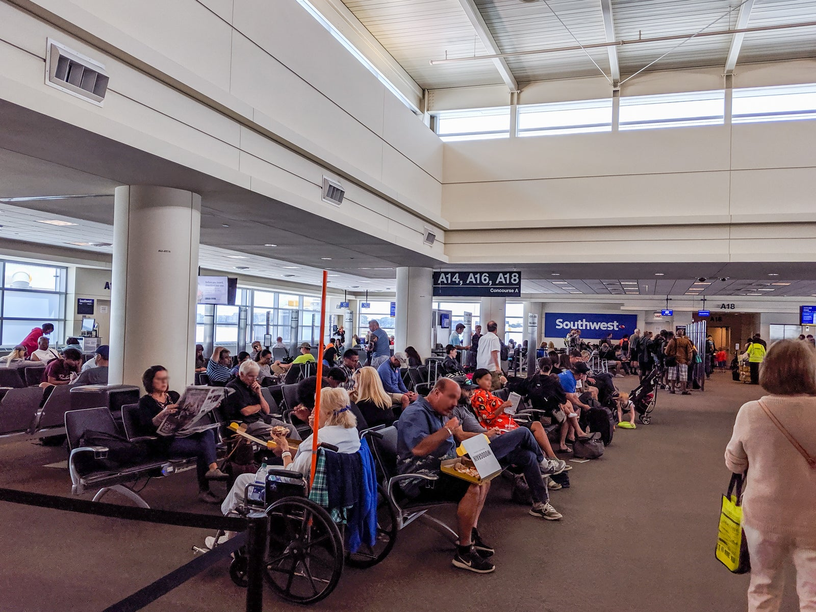 What It's Like to Visit the Worst Airport in the US
