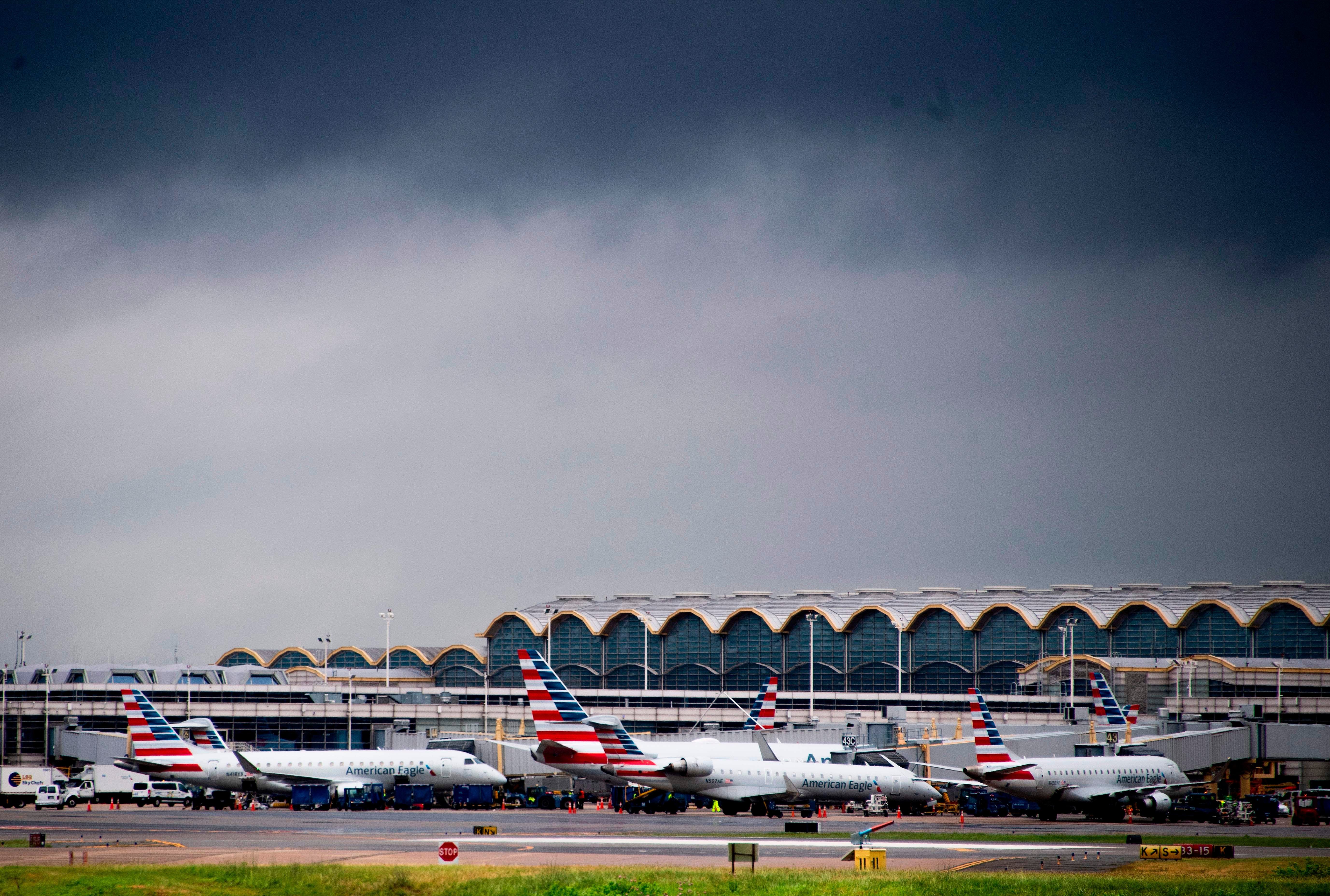 Flights due to begin from new Washington National concourse next year