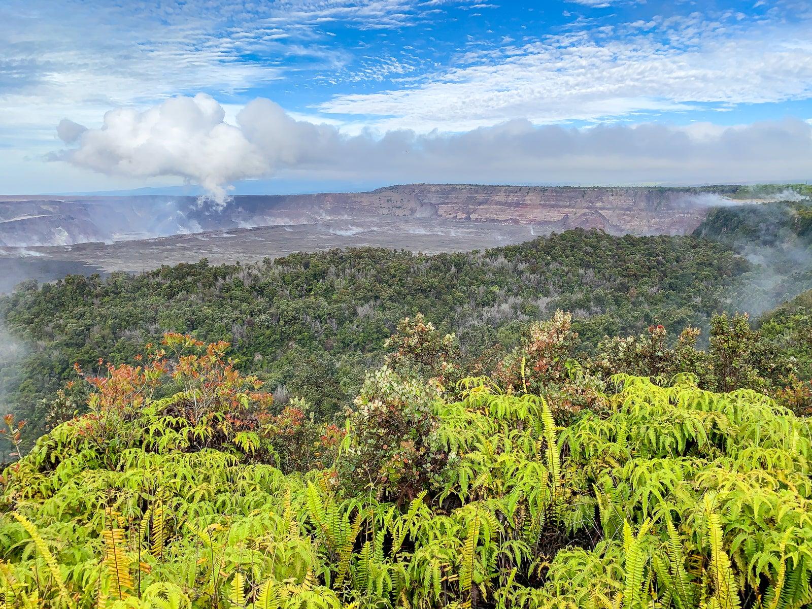 Tips for visiting Volcanoes National Park