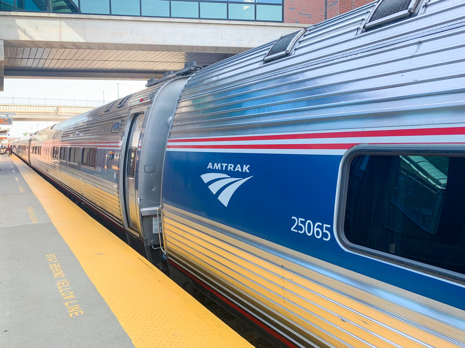 You can now book an overnight private room on Amtrak's Northeast Regional