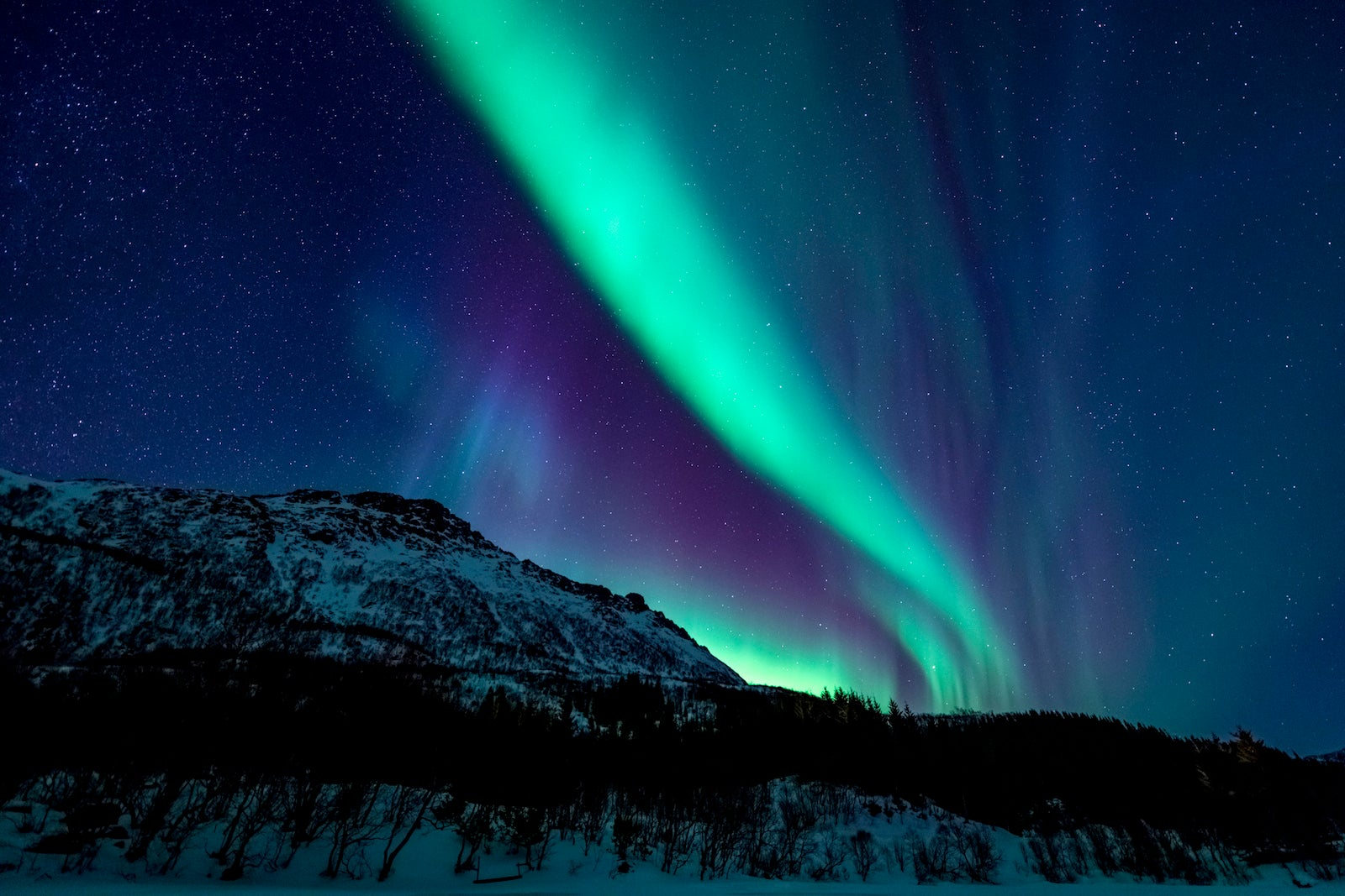 It's official: Northern lights season is back - The Points Guy