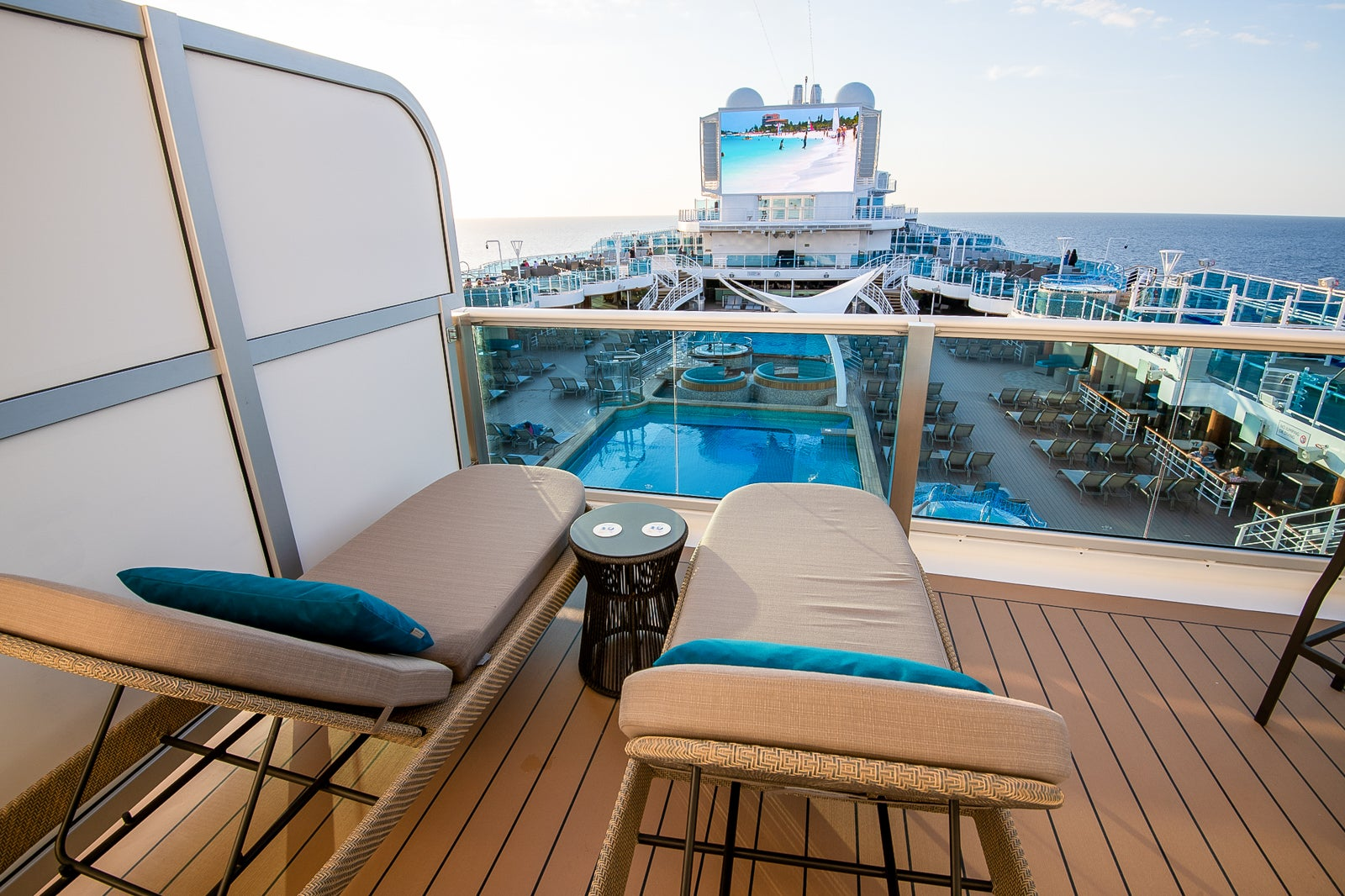 First look: Inside the giant new suites on Sky Princess