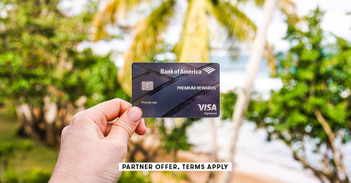 Bank Of America Premium Rewards Review Full Details The Points Guy