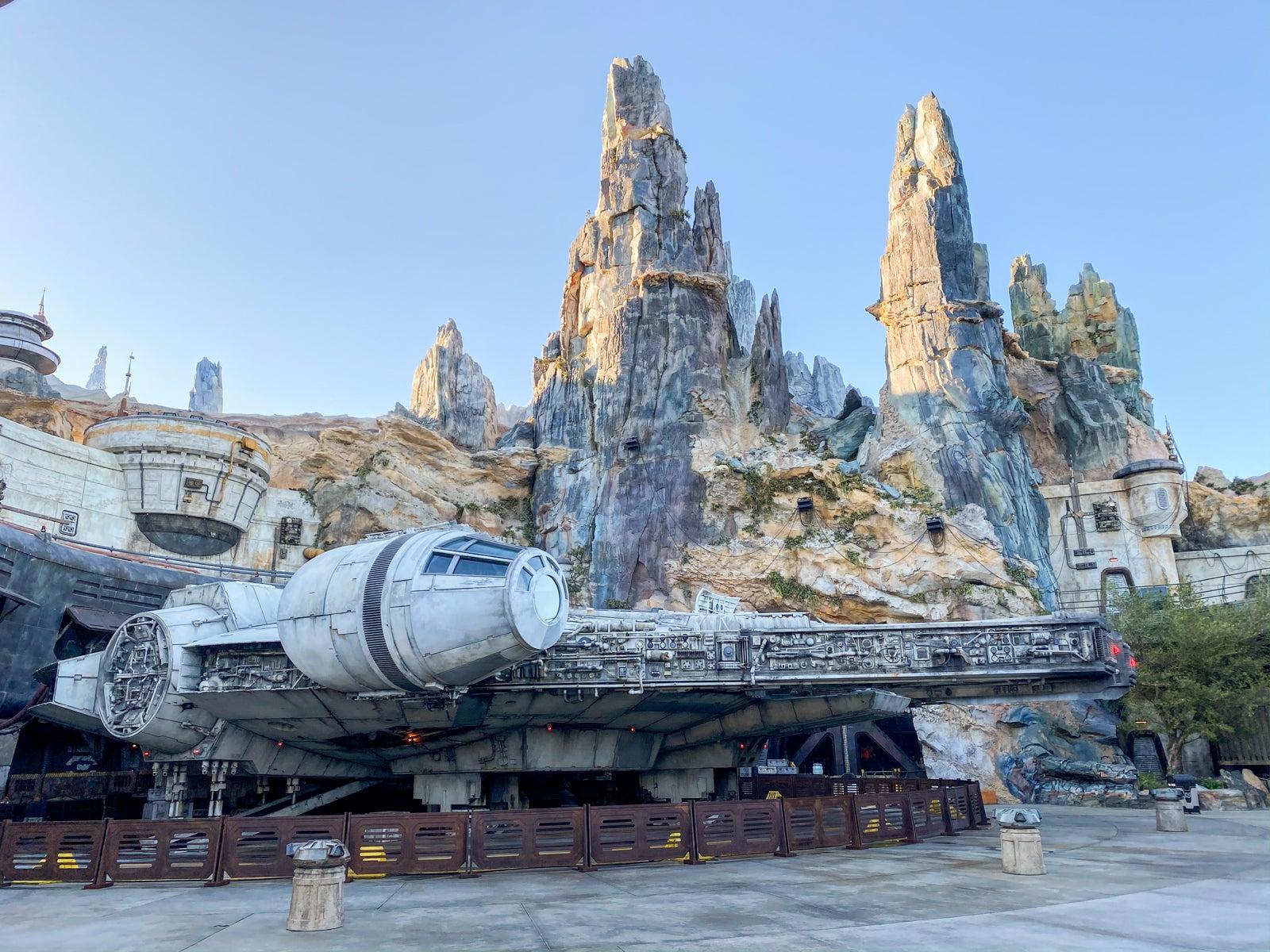 Guide to visiting Star Wars: Galaxy's Edge at Disney World