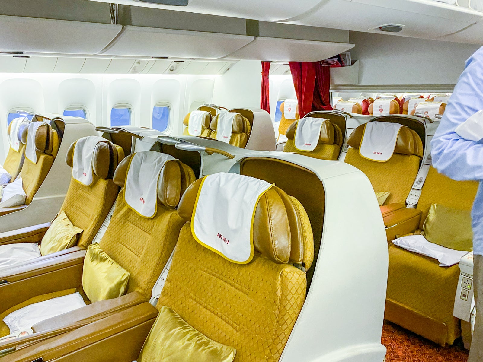 The Worst Business Class I Ever Flew A Review Of Air India