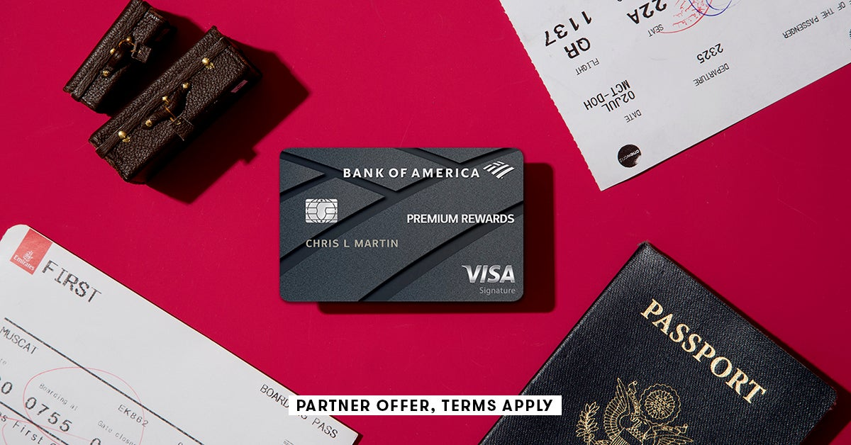 Limited Time Perks For Select Bank Of America Cardholders