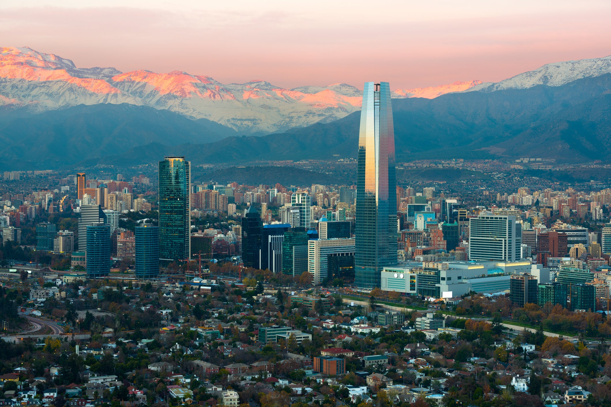 See you in Santiago; Chile reopening for Americans