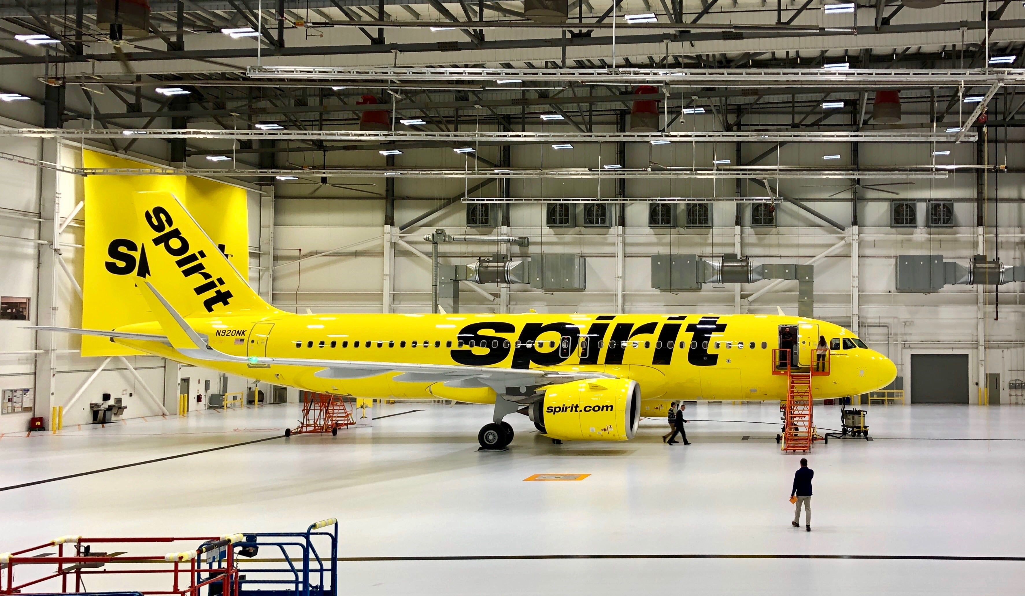 Spirit Airlines Inflight Wi Fi Is At Least A Year Late