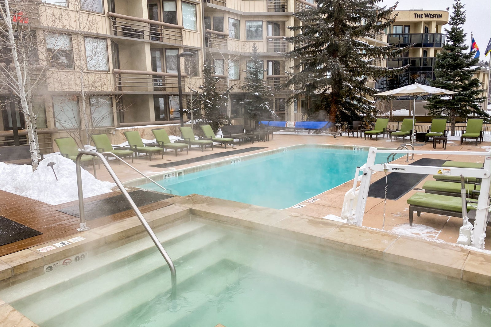 Stay slopeside at the Westin Snowmass with a Marriott 35k award (Photo by Summer Hull/The Points Guy)