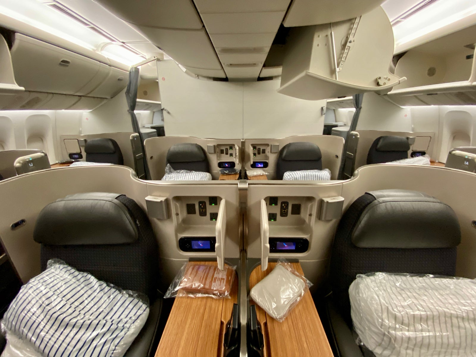 Things Don T Look Too Promising About The Future Of Business Class