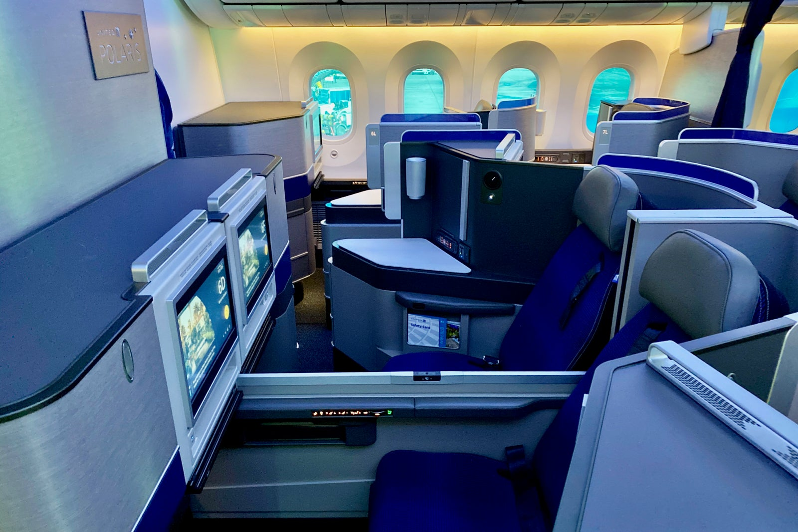 United just hit another major milestone in its Polaris retrofit program - The Points Guy