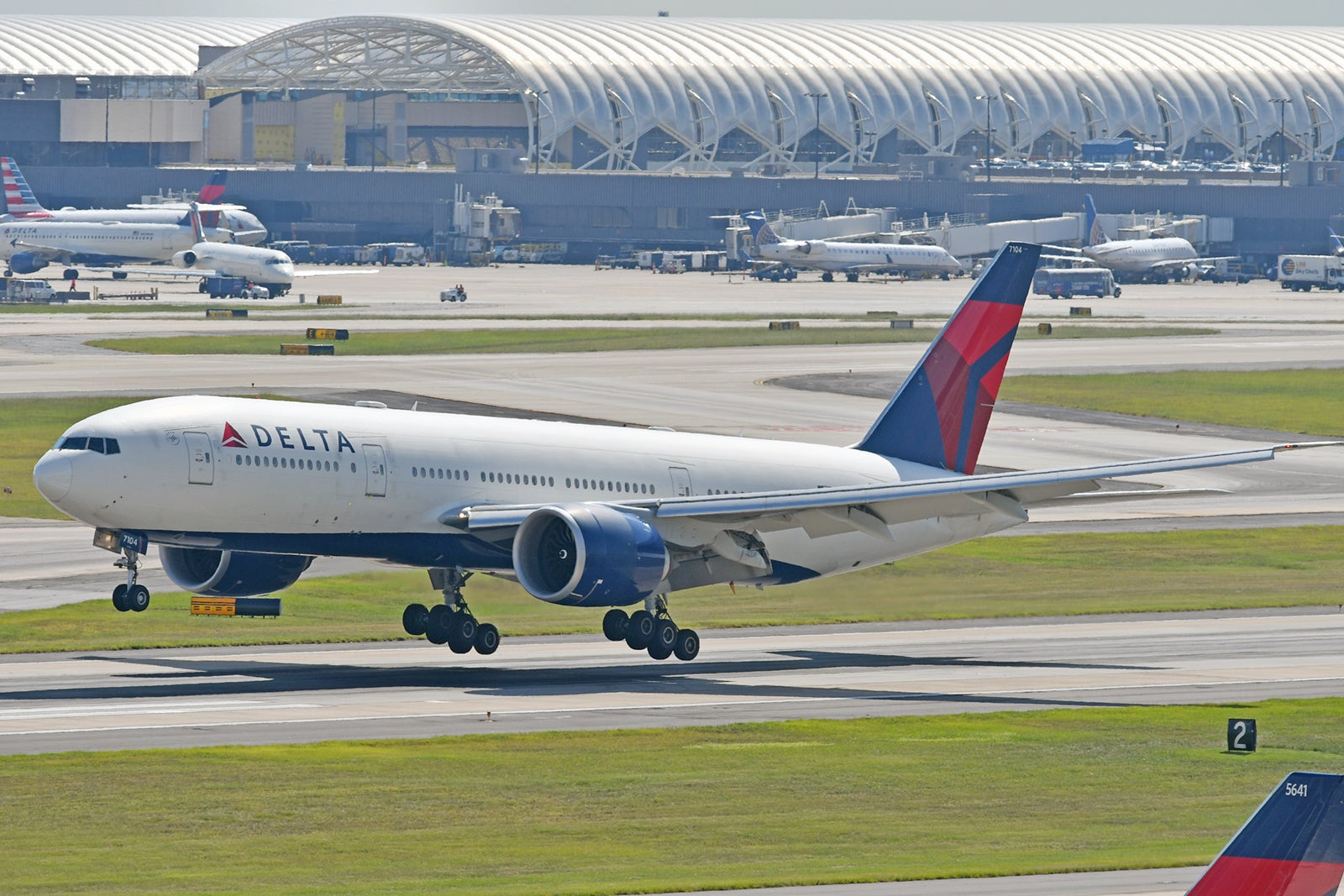 Delta adds 777 to aircraft being retired because of coronavirus
