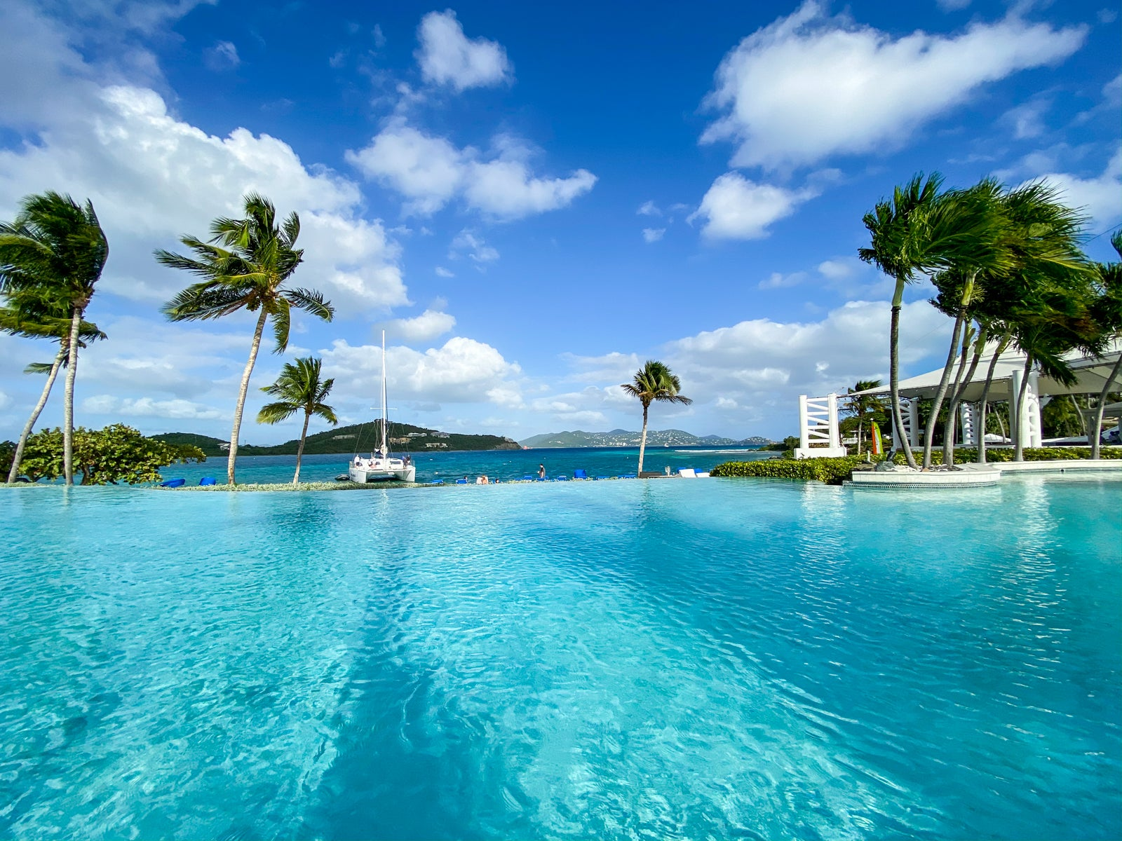 Almost ready for its close up: A first look at the reopened Ritz-Carlton, St. Thomas