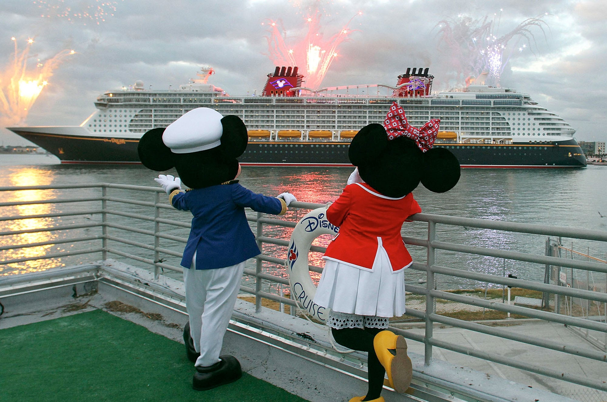 The 2 types of Disney Cruise Line ships, explained - The Points Guy