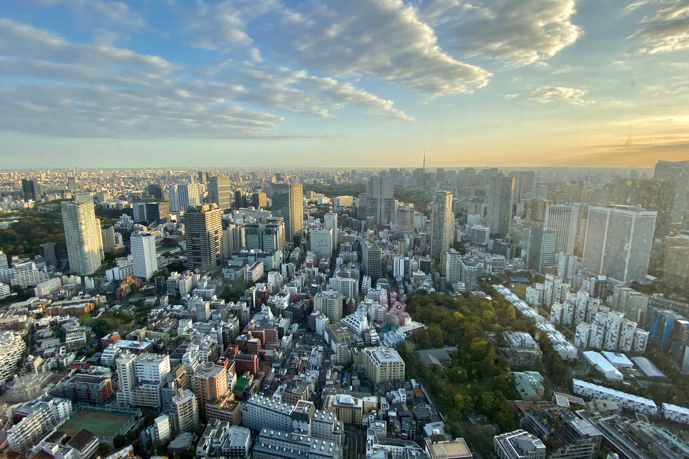 Mixed bag: A review of The Ritz-Carlton, Tokyo
