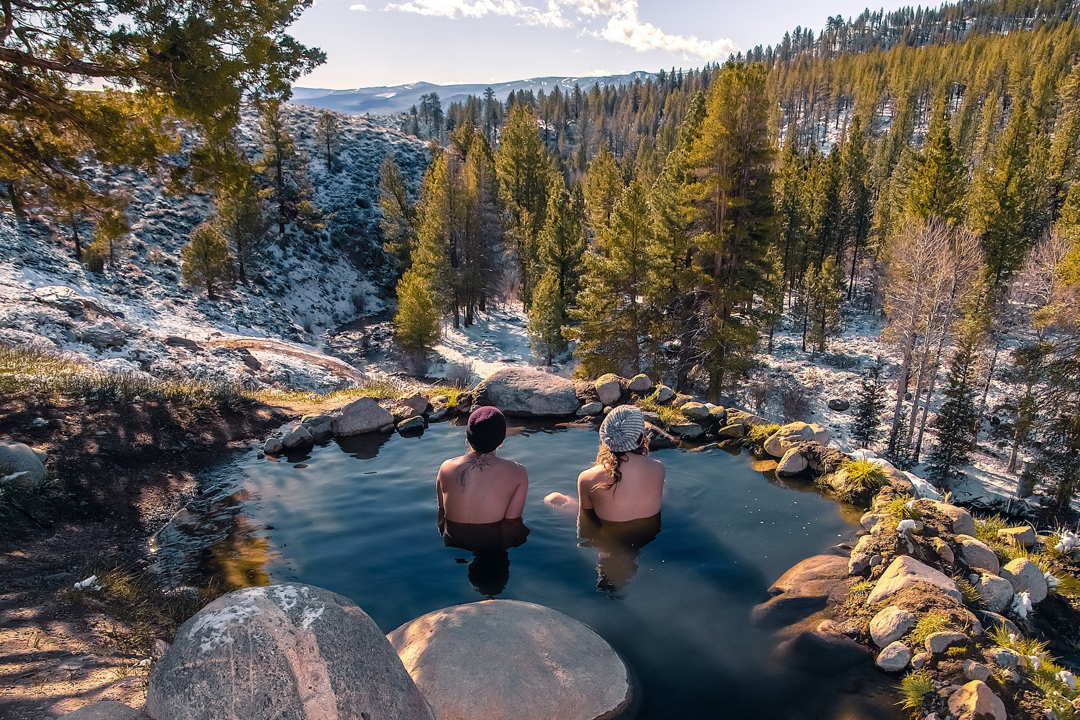 A gift from nature: Everything you need to know about California's best hot springs - The Points Guy