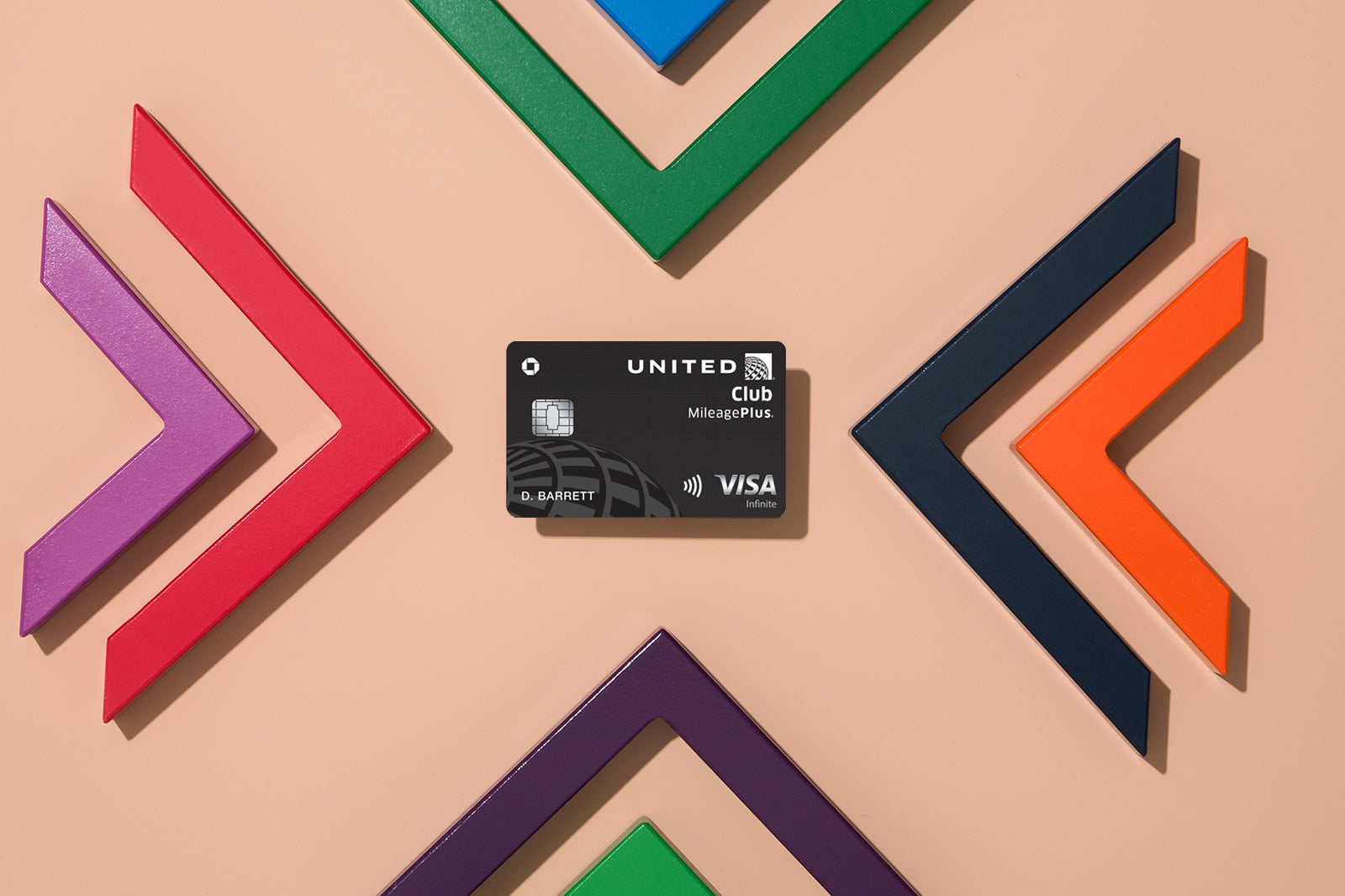 United Club Infinite Card (Photo by Eric Helgas/The Points Guy)