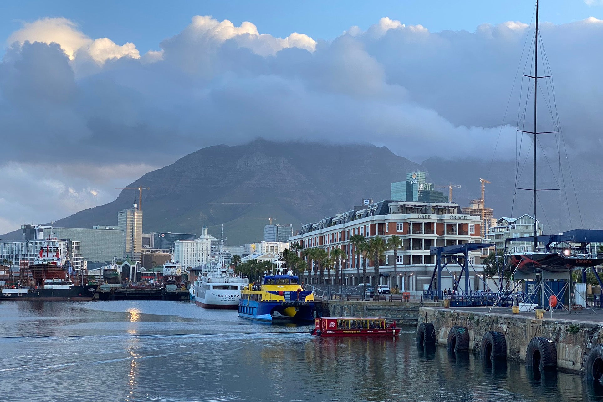 South African elegance, for a price: A review of the Cape Grace Hotel