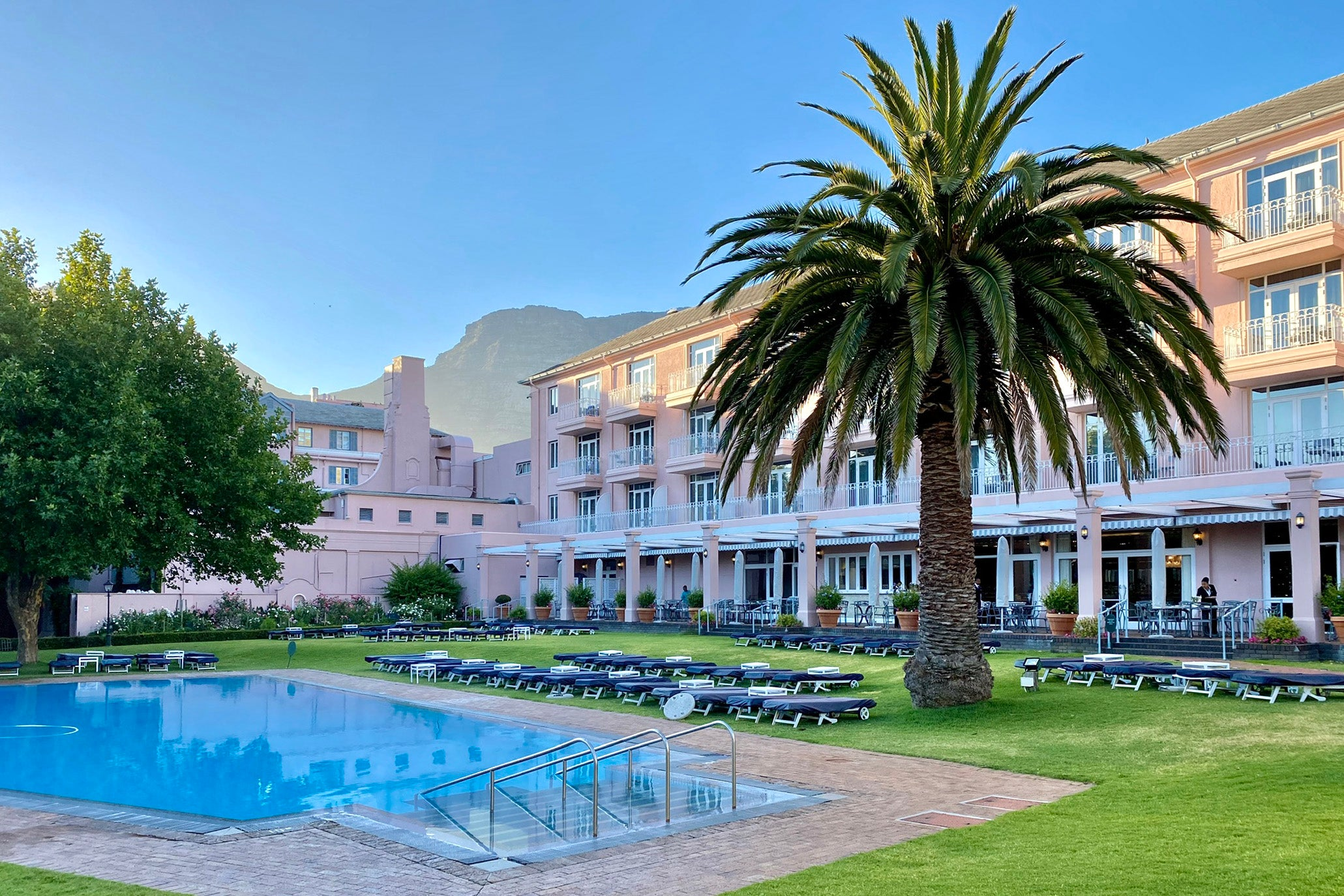 Classic Cape Town, with some serious perks: Belmond Mount Nelson review