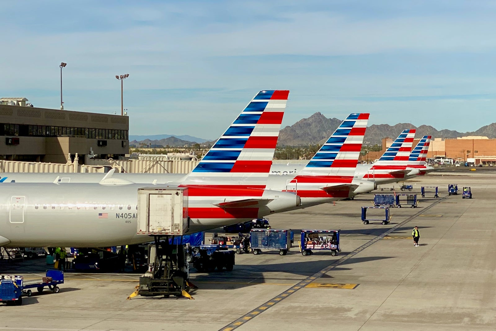 American Airlines further expands preflight COVID testing options