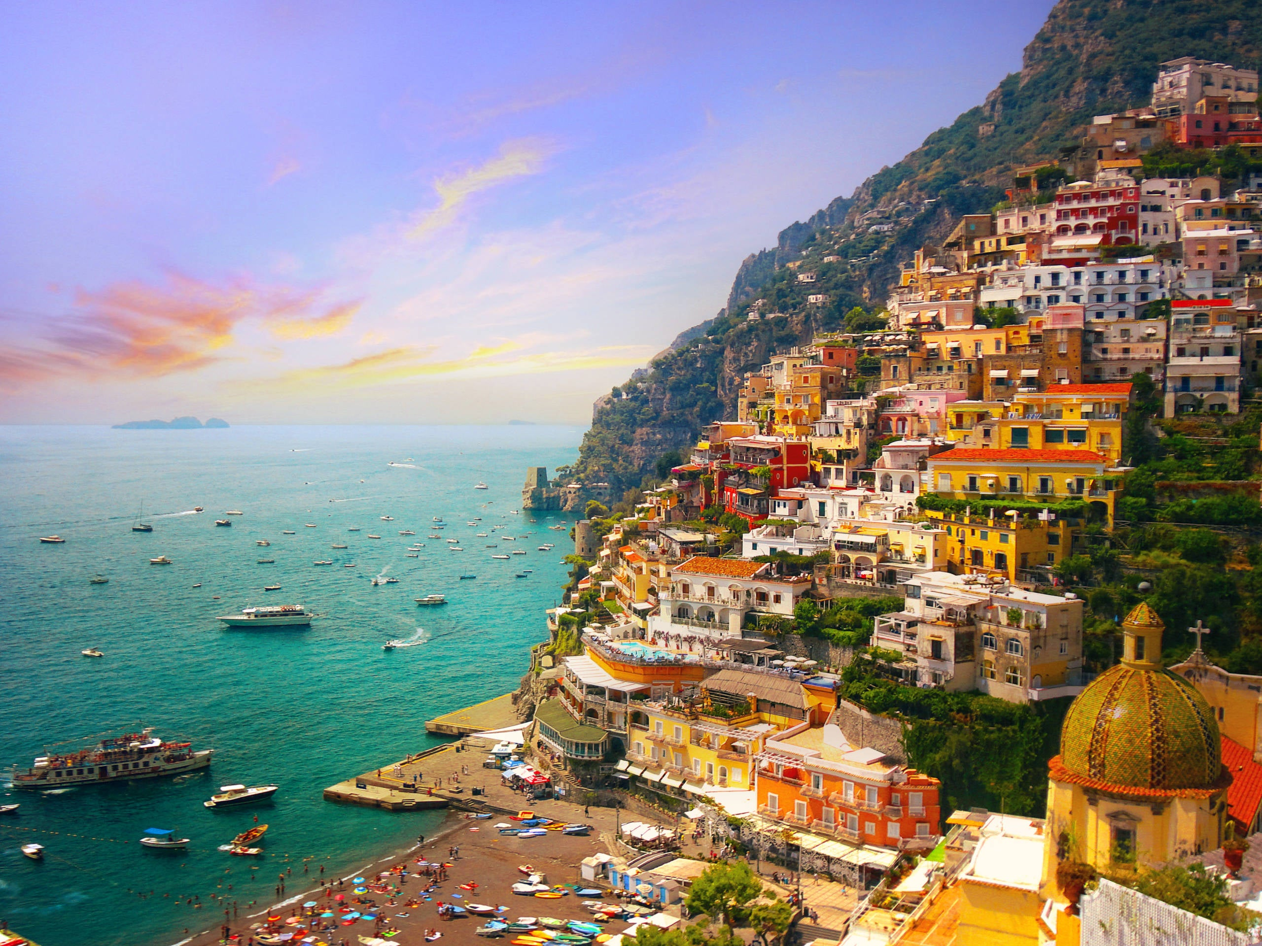 How to plan a bucket list trip to Italy on points and miles