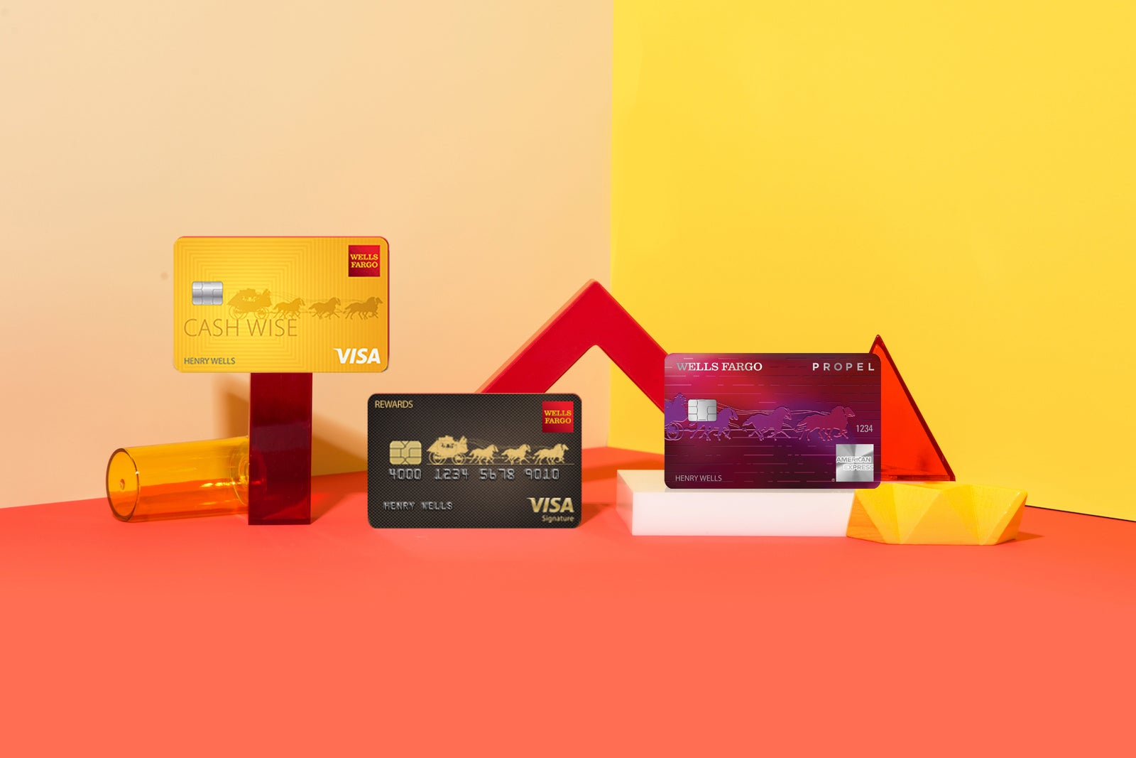 Best Wells Fargo credit cards of 6 - The Points Guy