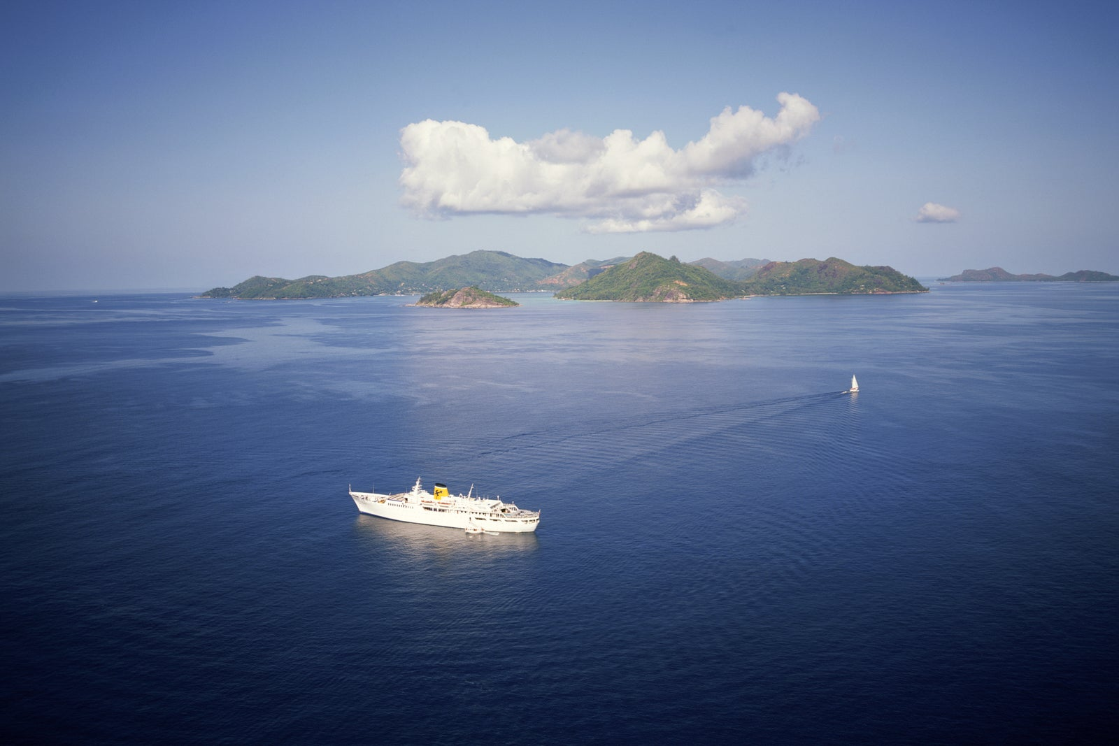 Traveling fully vaccinated? Seychelles will waive your quarantine requirement