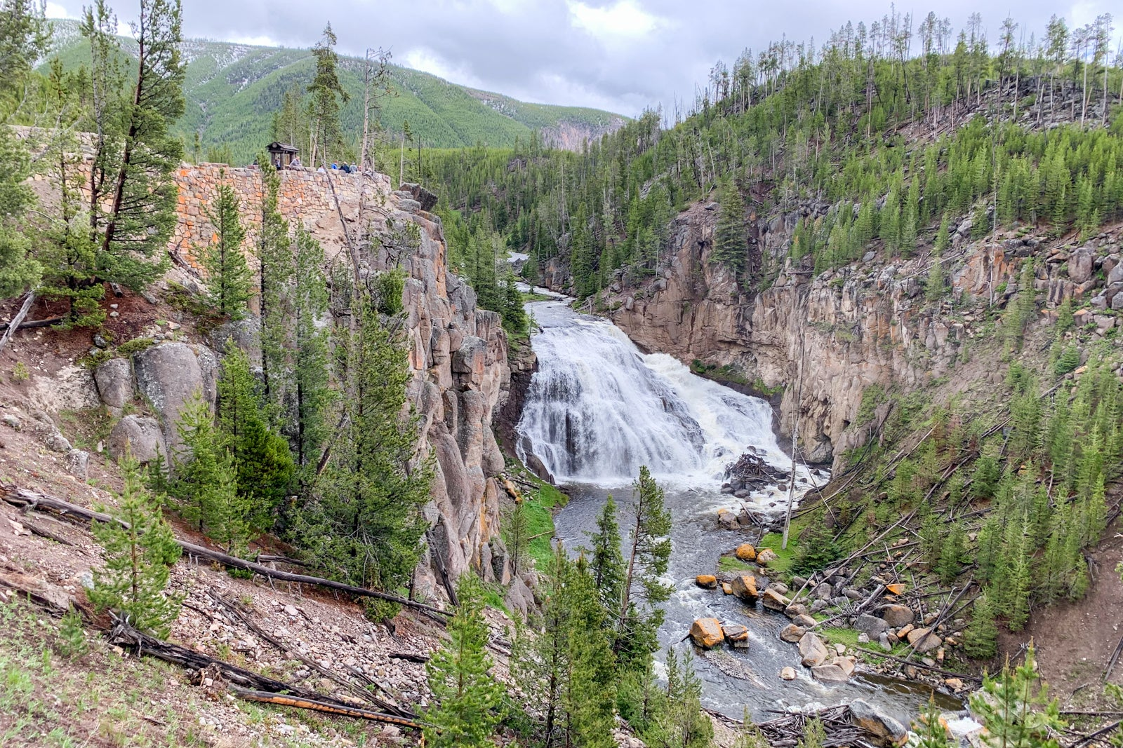 Complete guide to visiting Yellowstone National Park