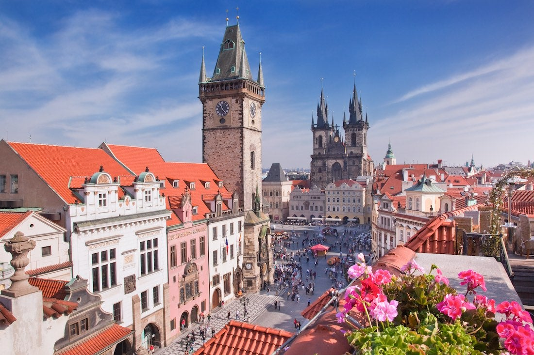 Czech Republic is open to Americans, with just one requirement - The Points Guy
